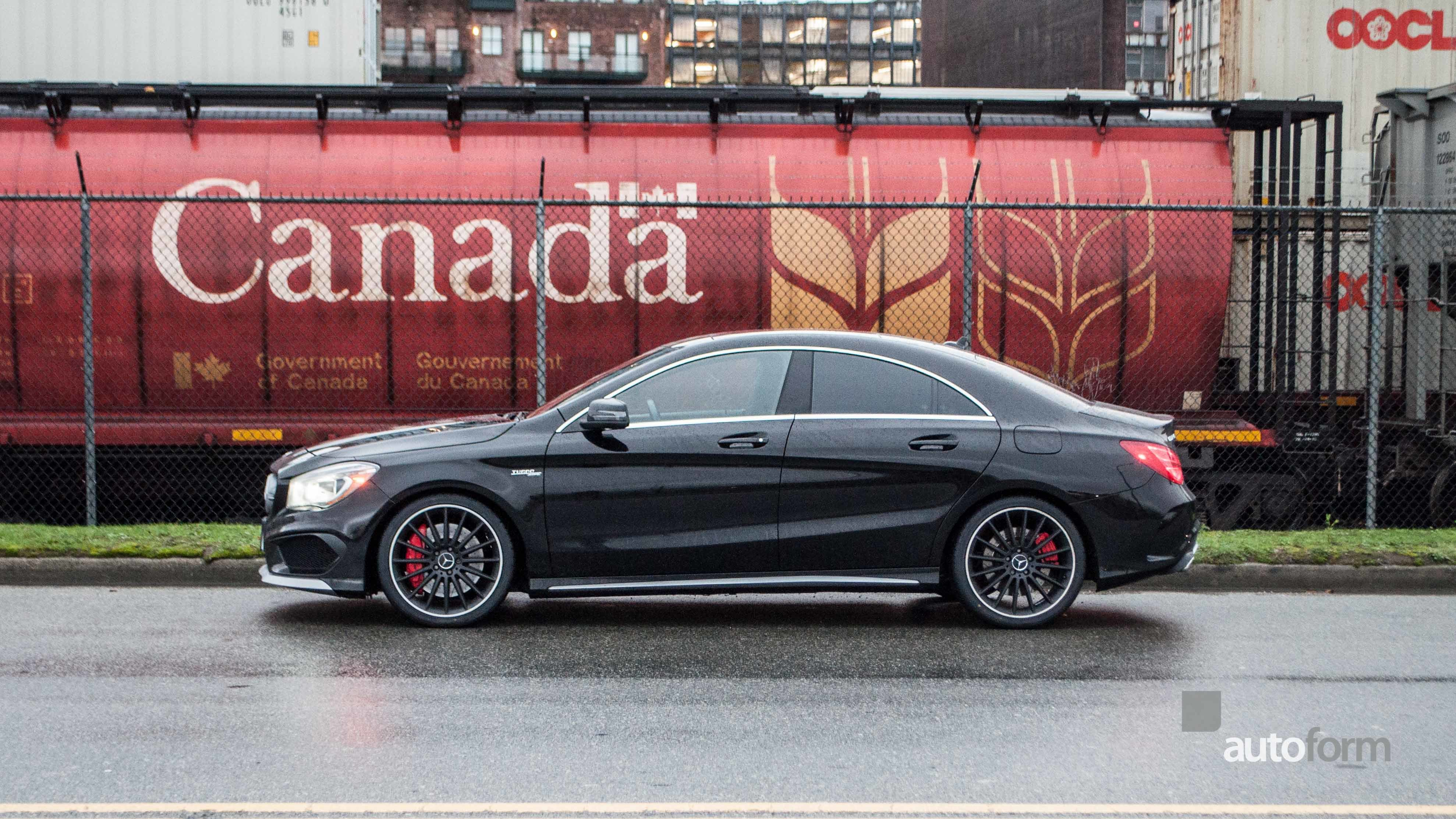 2014 mercedes benz cla45 amg 4matic autoform for 2014 mercedes benz cla45 amg 4matic