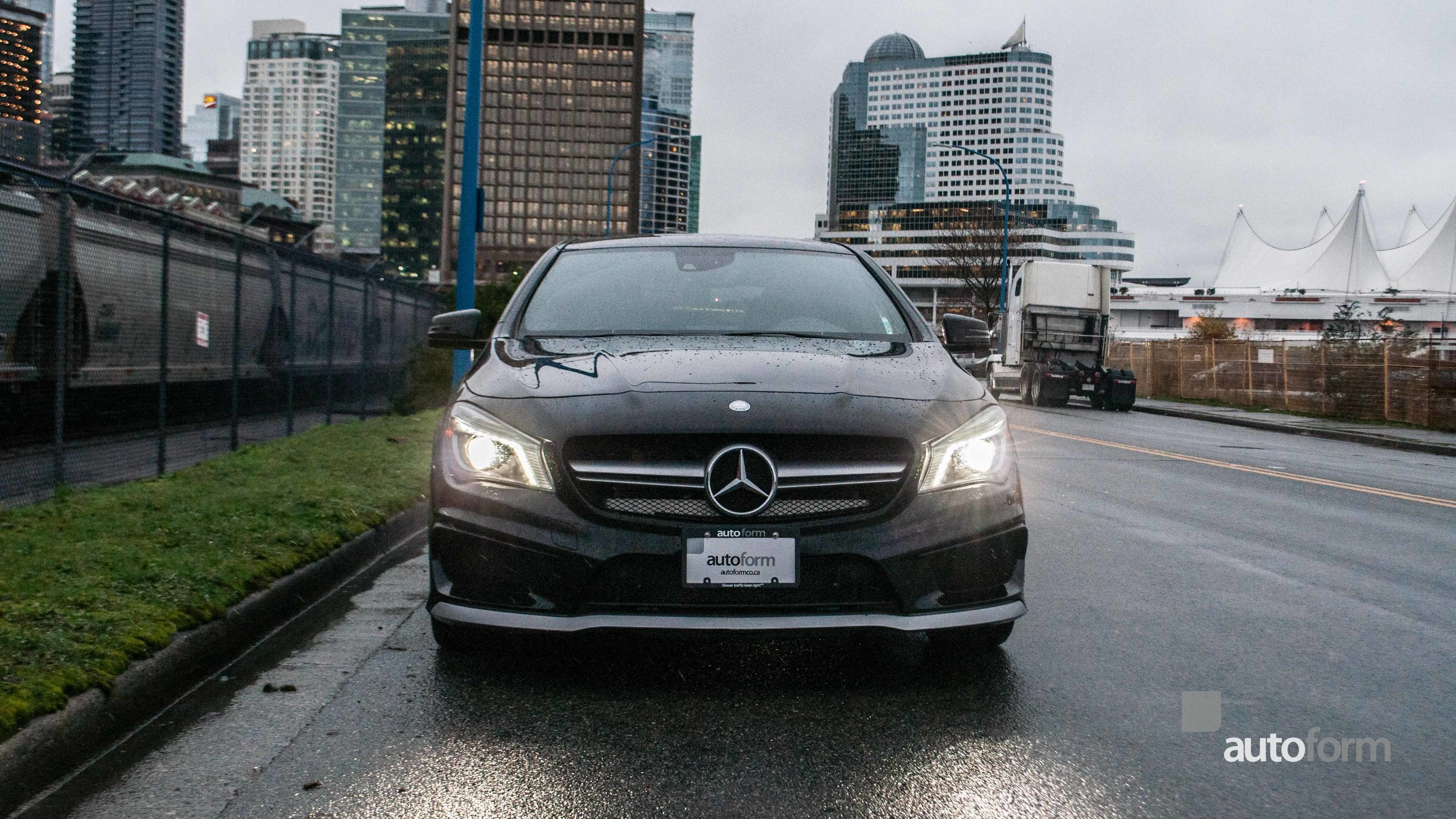 2014 mercedes benz cla45 amg 4matic autoform for Mercedes benz dealer in bakersfield ca