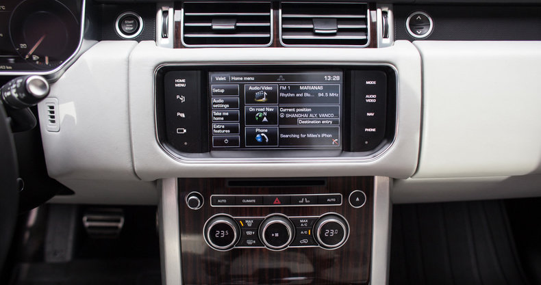 2015 2015 Land Rover Range Rover Supercharged For Sale