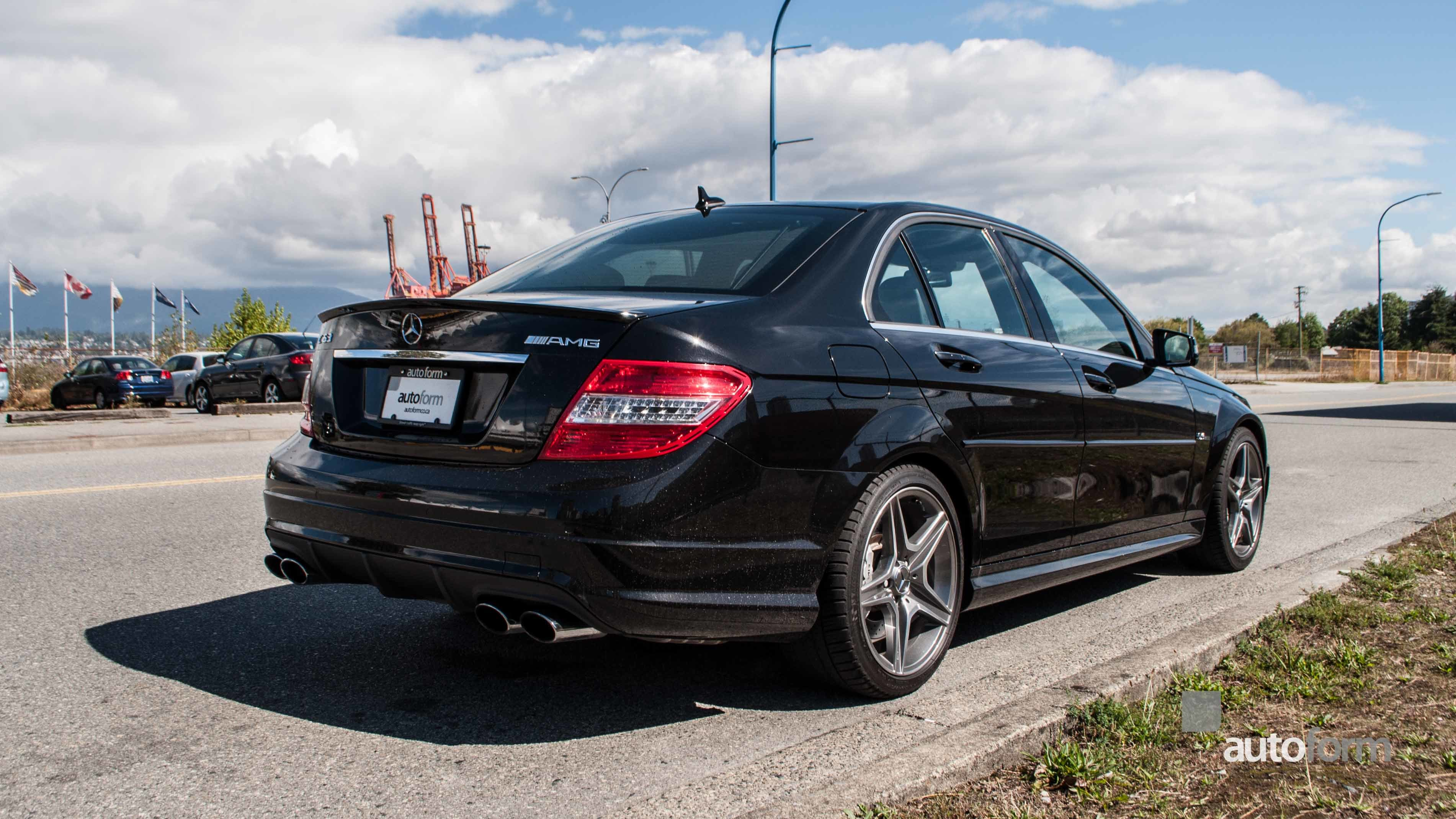 2011 Mercedes Benz C63 Amg Autoform