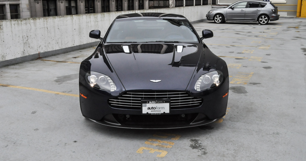 2012 aston martin v8 vantage s autoform. Black Bedroom Furniture Sets. Home Design Ideas