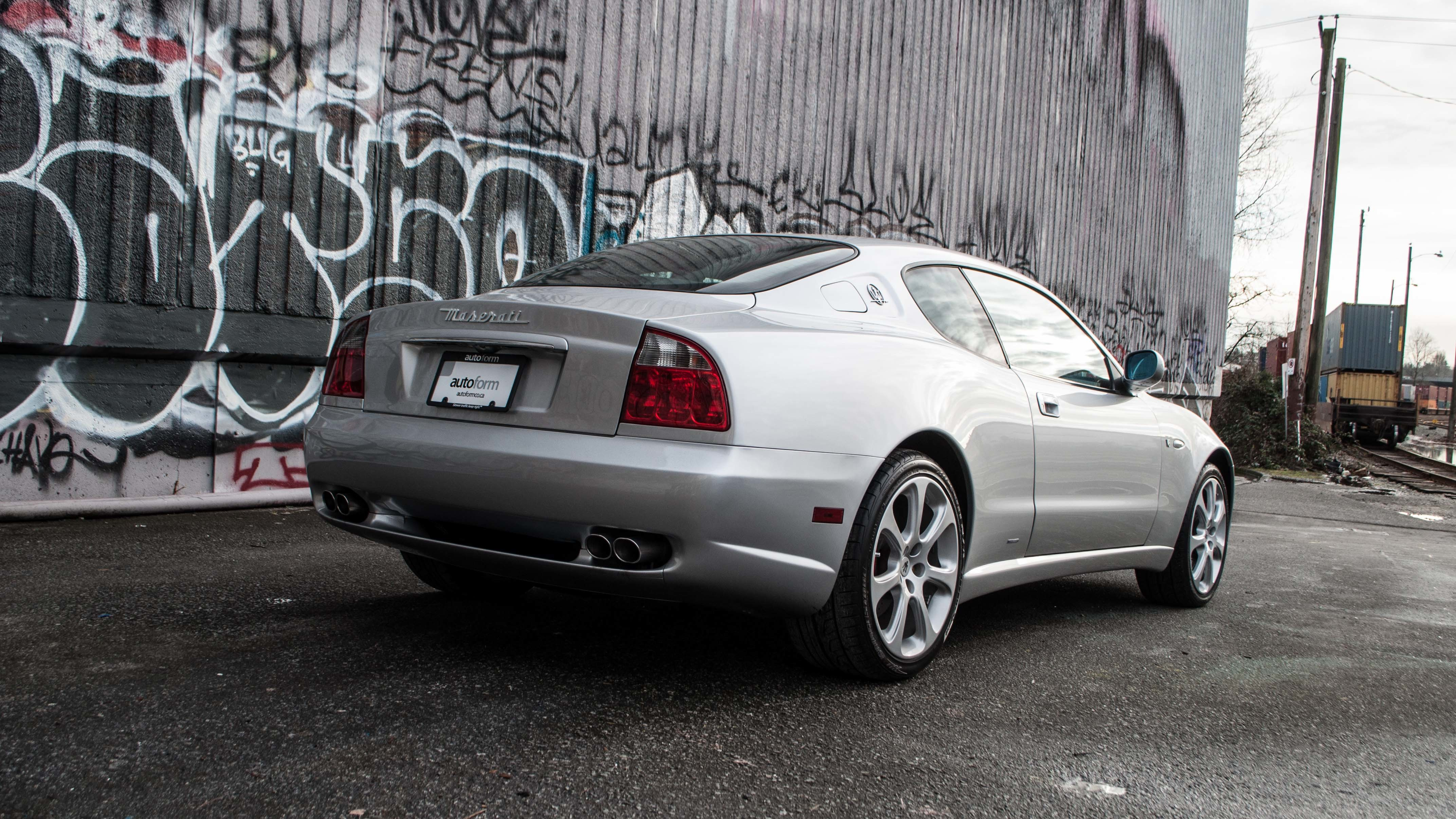 2004 Maserati Coupe | Autoform