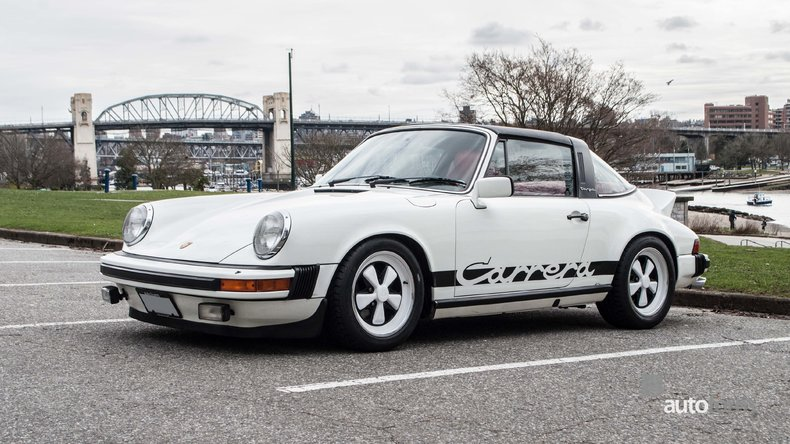 1979 Porsche 911 Sc Targa For Sale 72705 Mcg