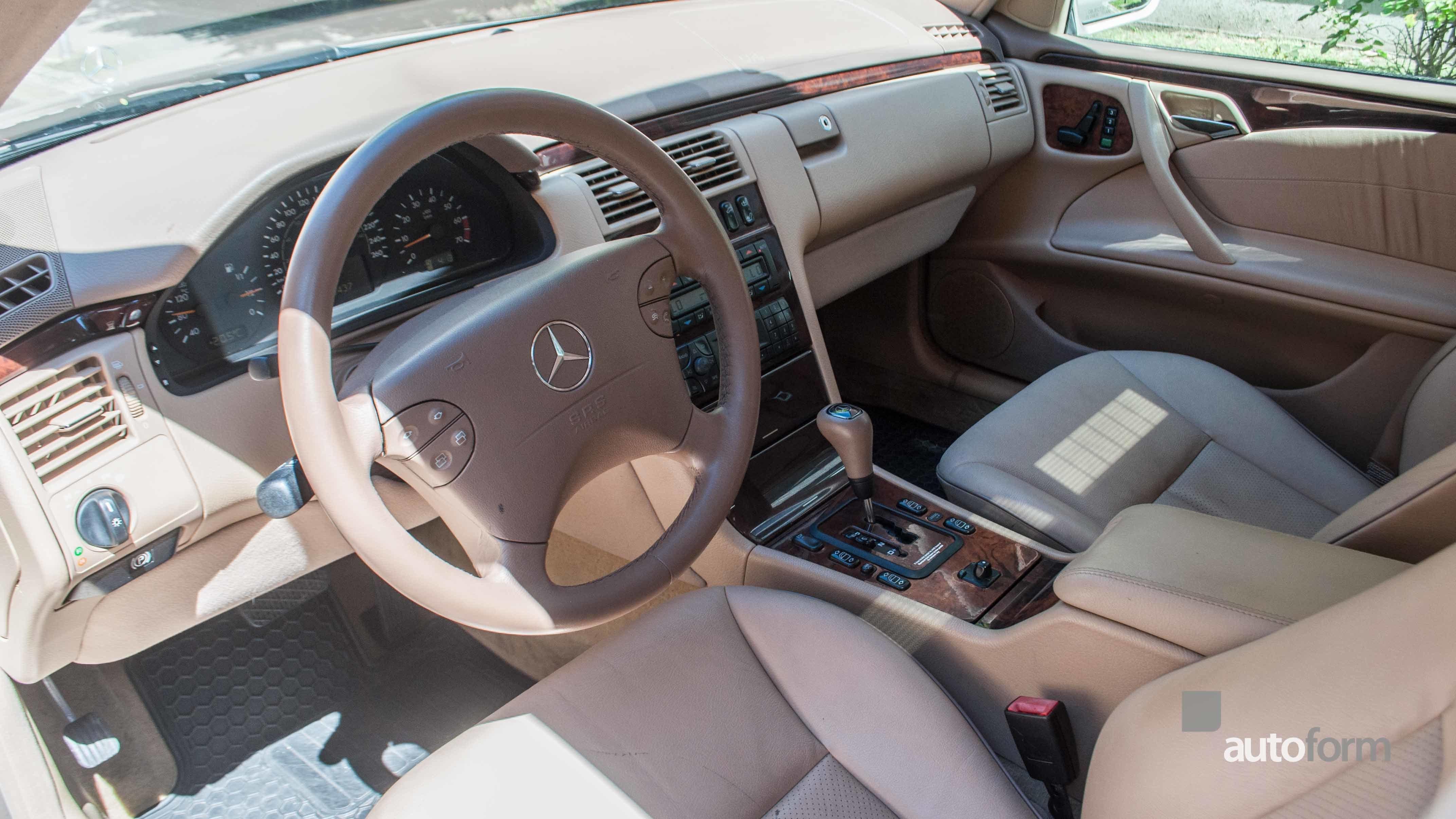 2000 mercedes benz e320 autoform. Black Bedroom Furniture Sets. Home Design Ideas