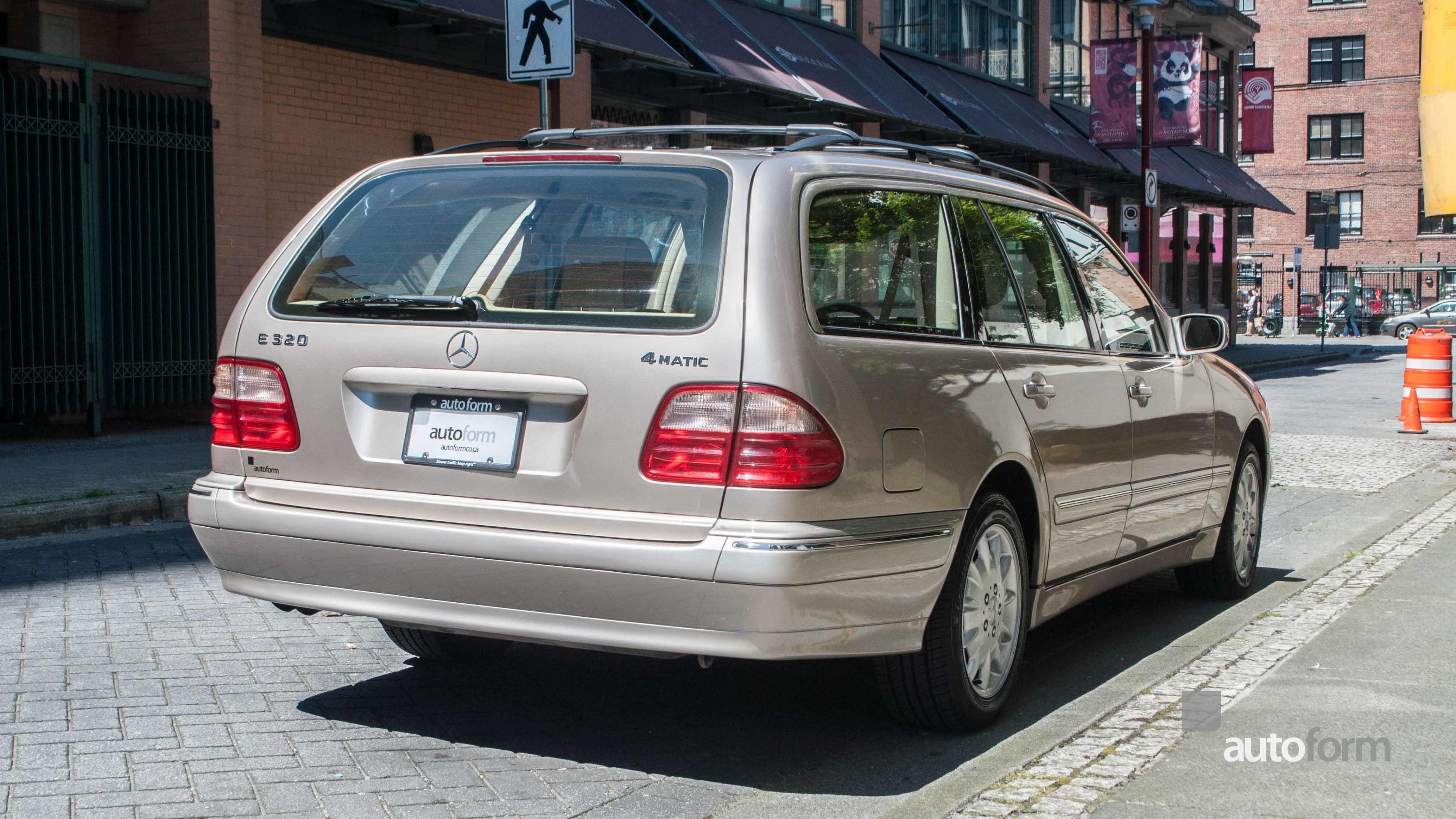 2000 mercedes benz e320 autoform for Mercedes benz 2000 e320