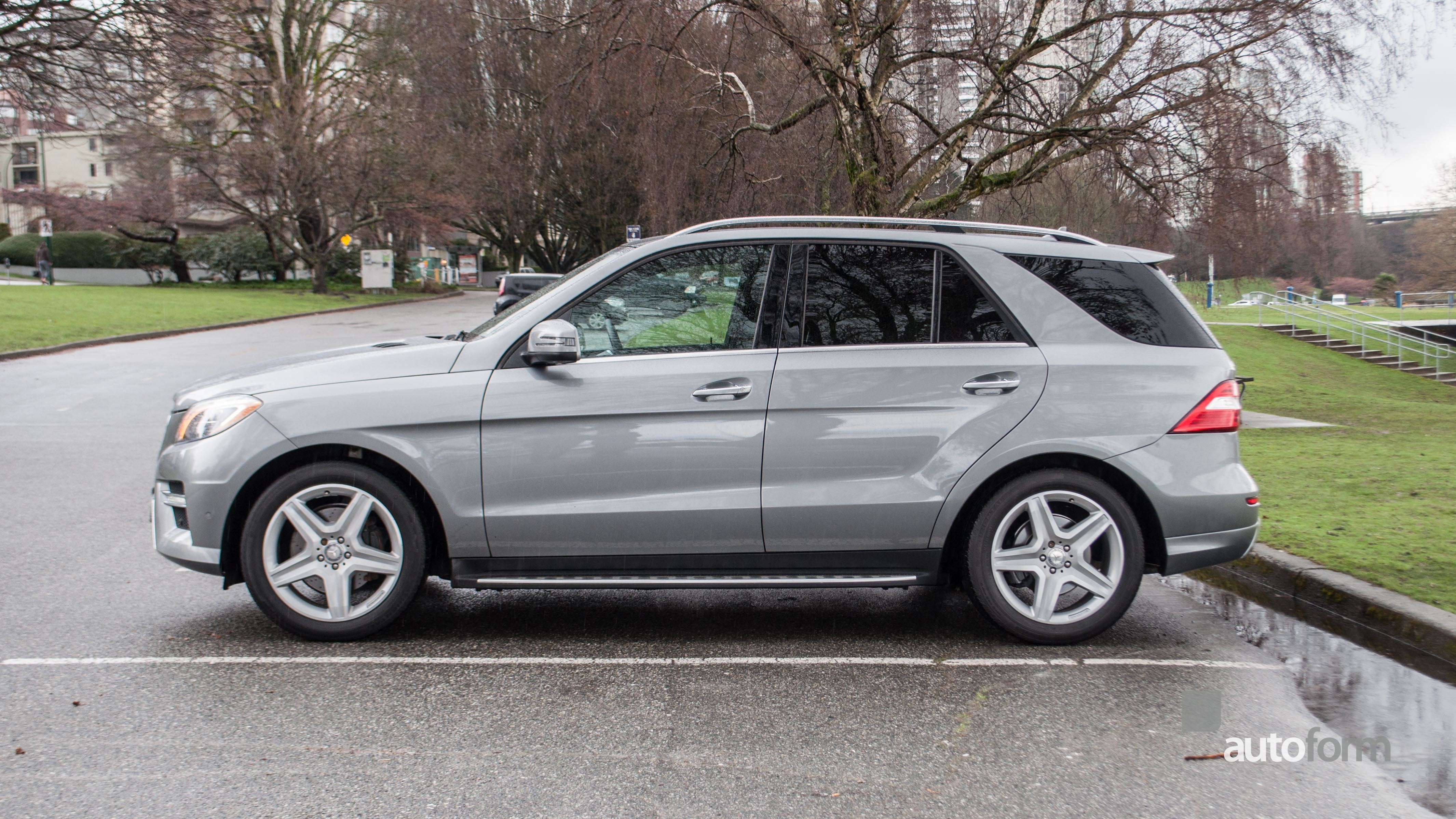 2015 Mercedes-Benz ML350 BlueTEC 4MATIC | Autoform