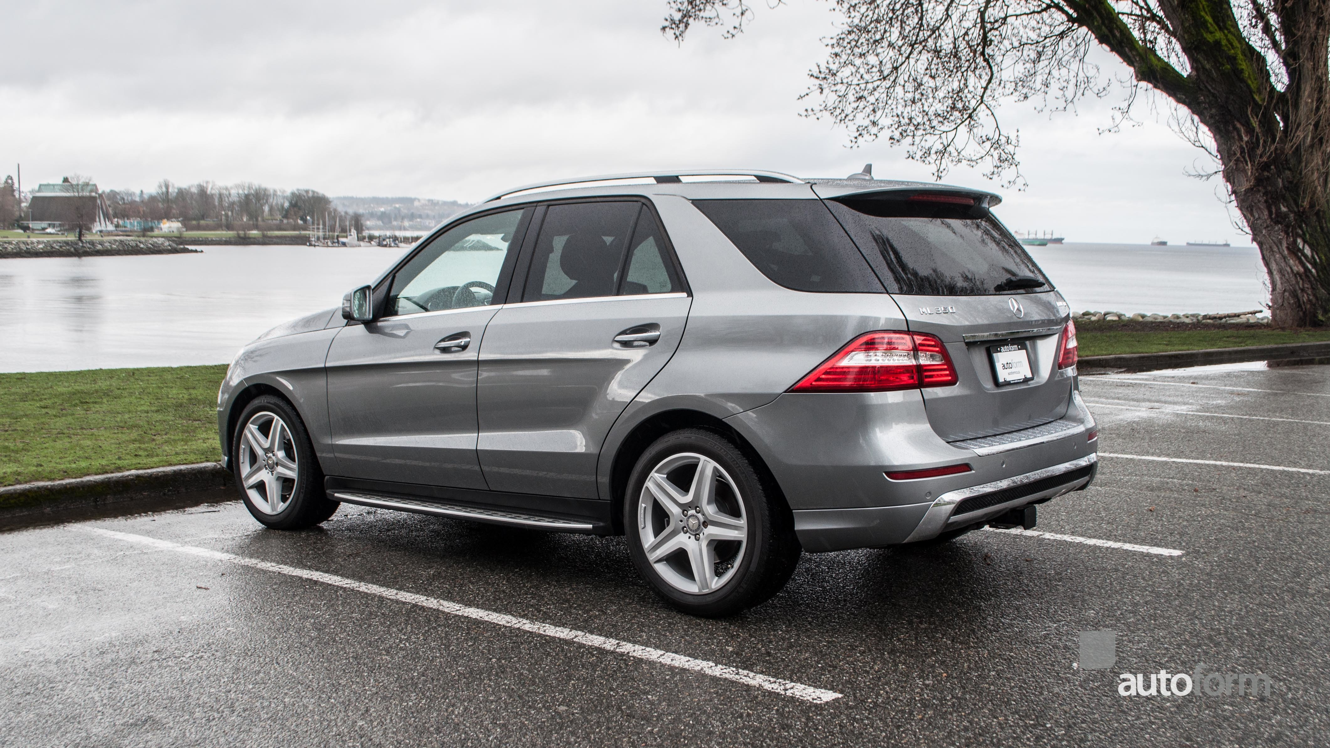 2015 mercedes benz ml350 bluetec 4matic autoform