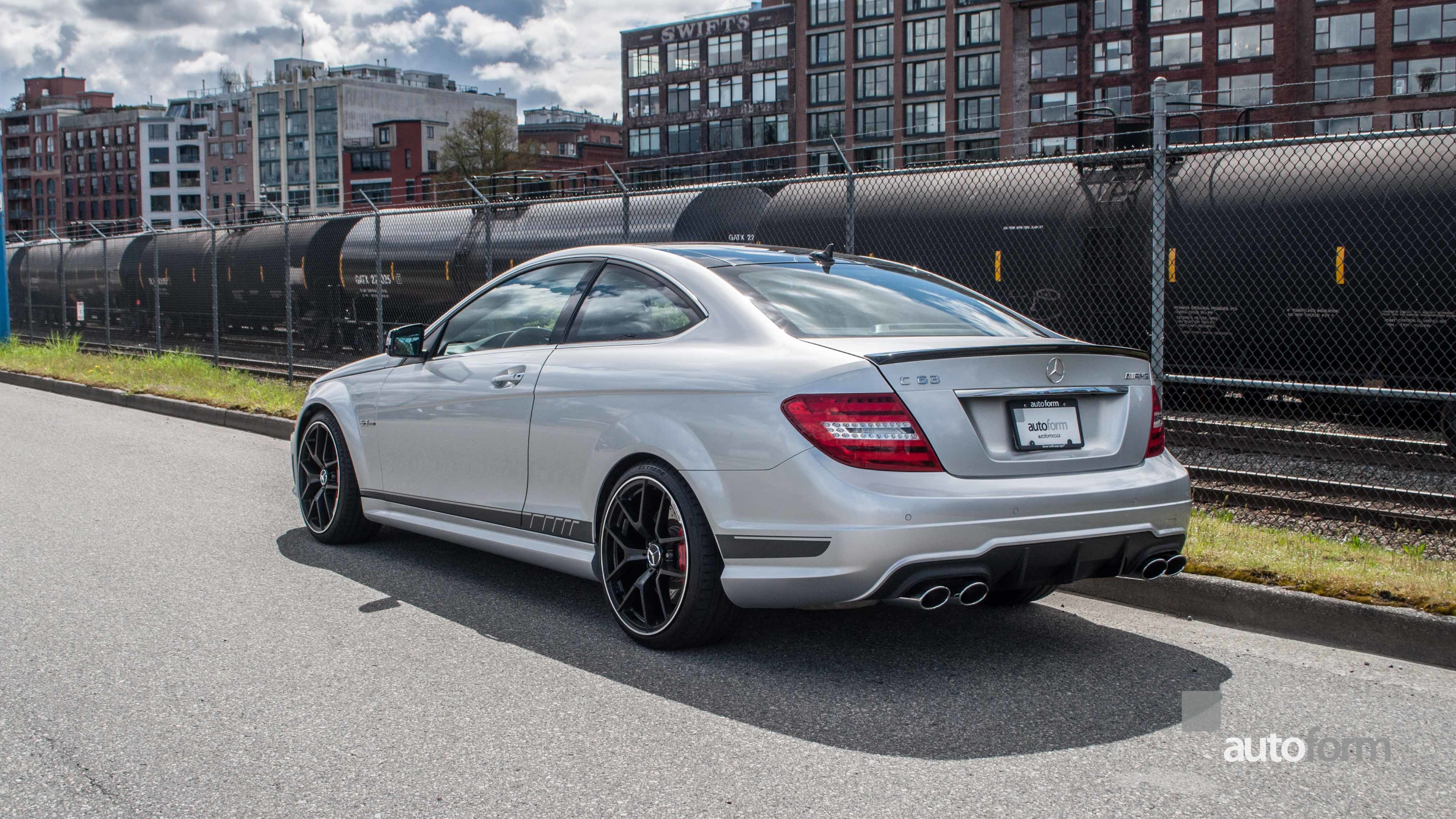 2014 mercedes benz c63 amg 507 edition autoform for Mercedes benz amg 6 3