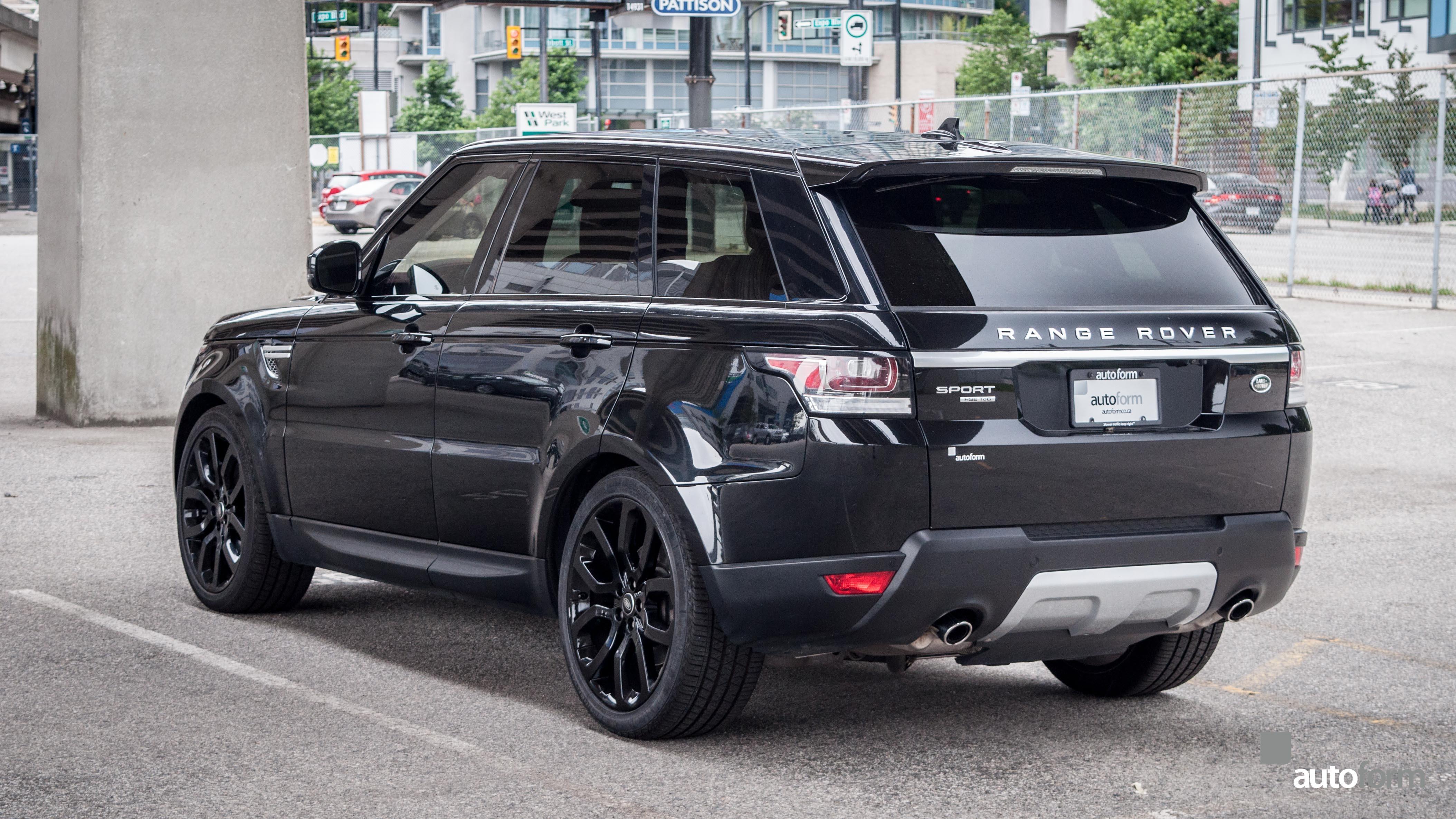 2016 Land Rover Range Rover Sport Diesel Autoform