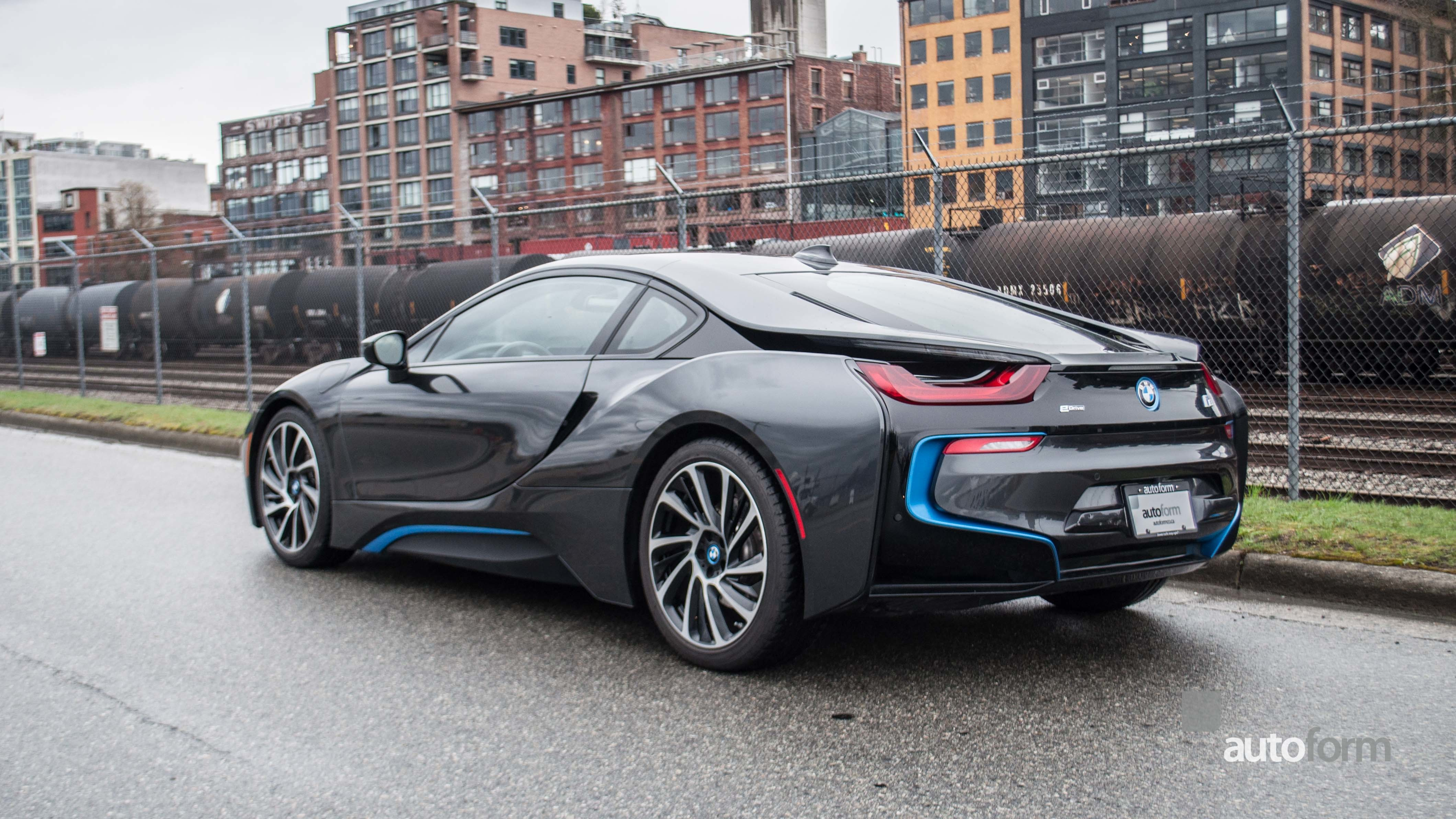 2015 BMW i8 | Autoform