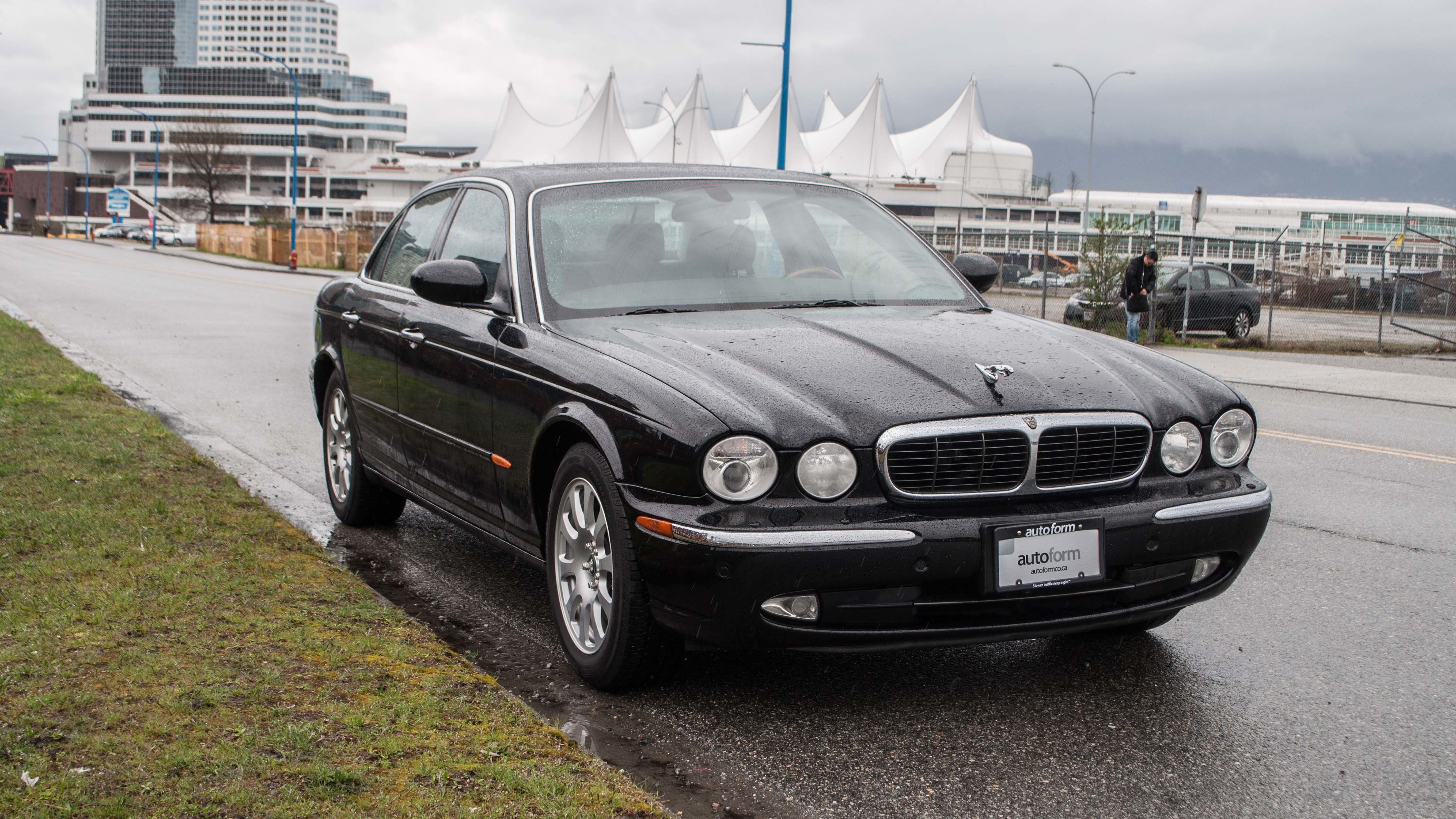 2004 jaguar xj8 autoform. Black Bedroom Furniture Sets. Home Design Ideas