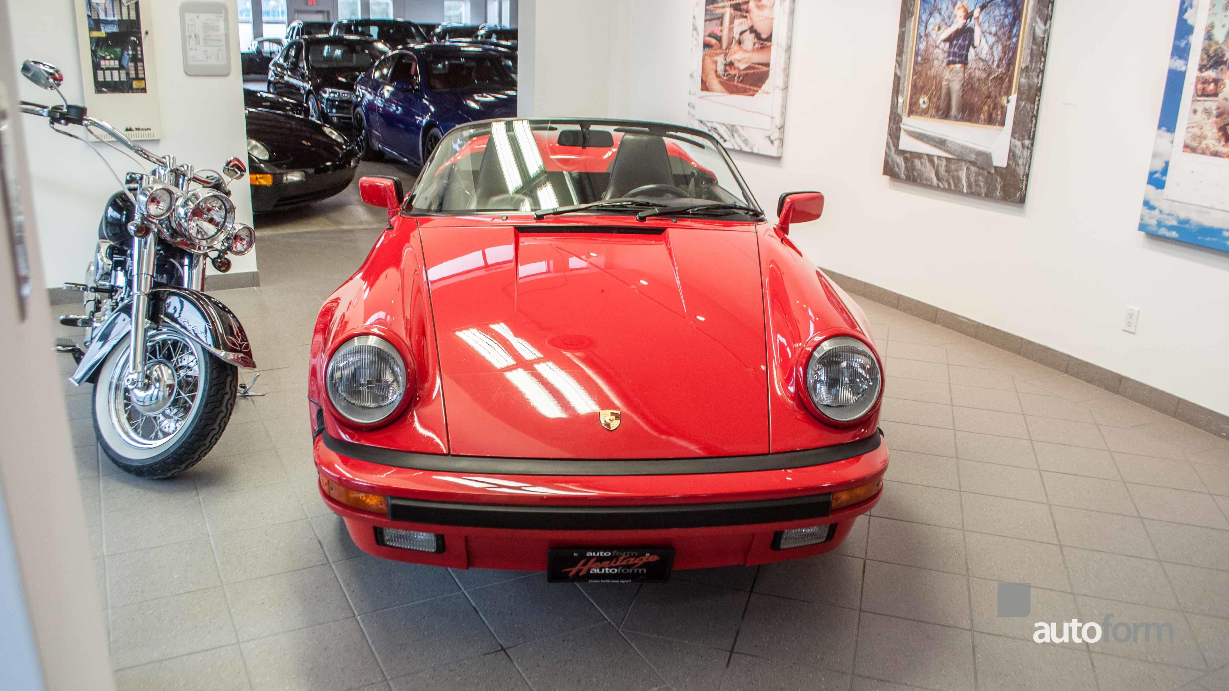 1989 Porsche 911 Speedster Autoform