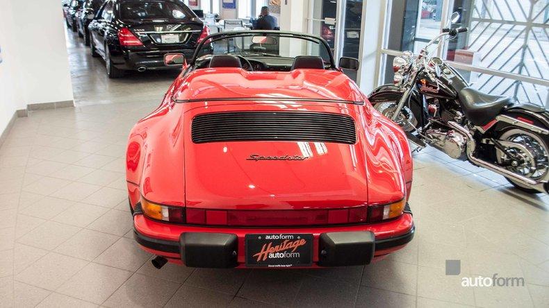1989 1989 Porsche 911 Speedster For Sale