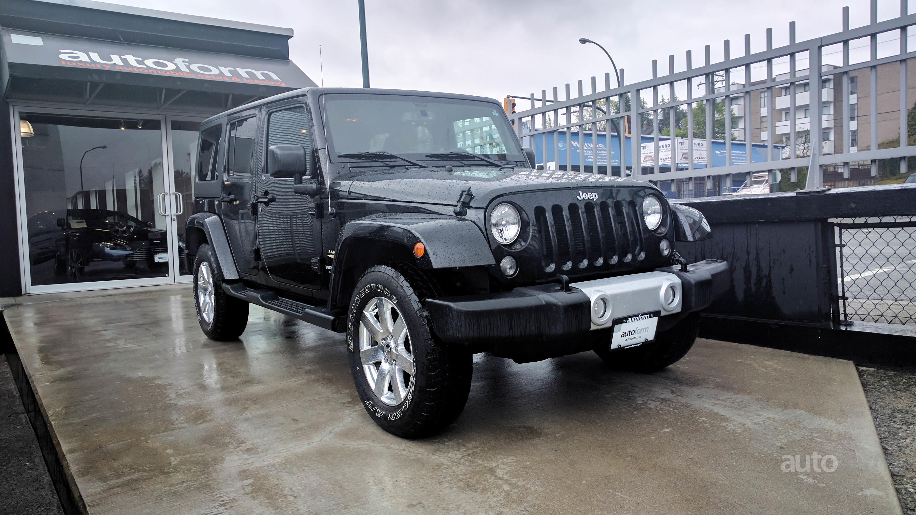 2015 jeep wrangler unlimited autoform. Black Bedroom Furniture Sets. Home Design Ideas
