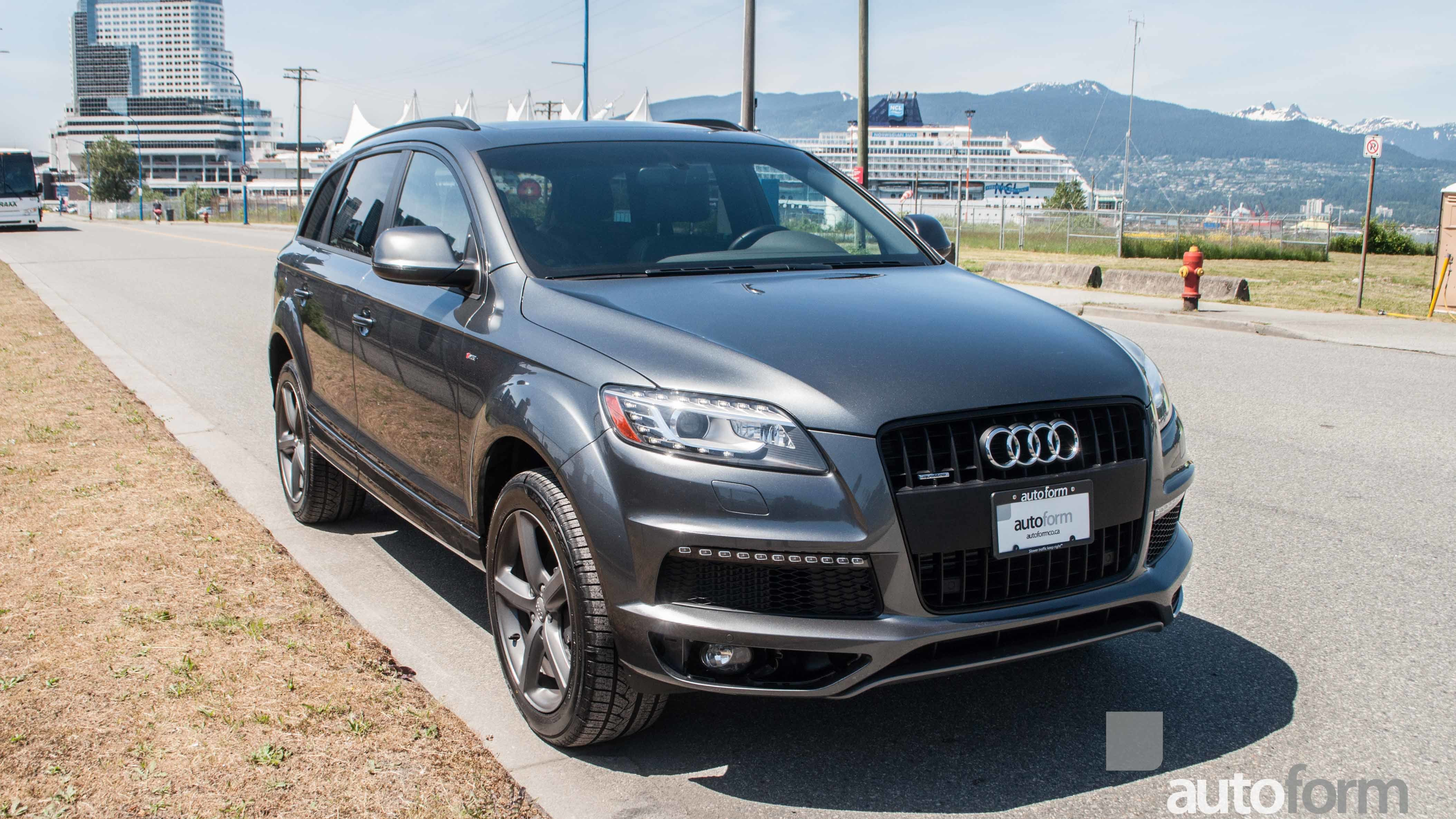 2014 audi q7 s line autoform. Black Bedroom Furniture Sets. Home Design Ideas