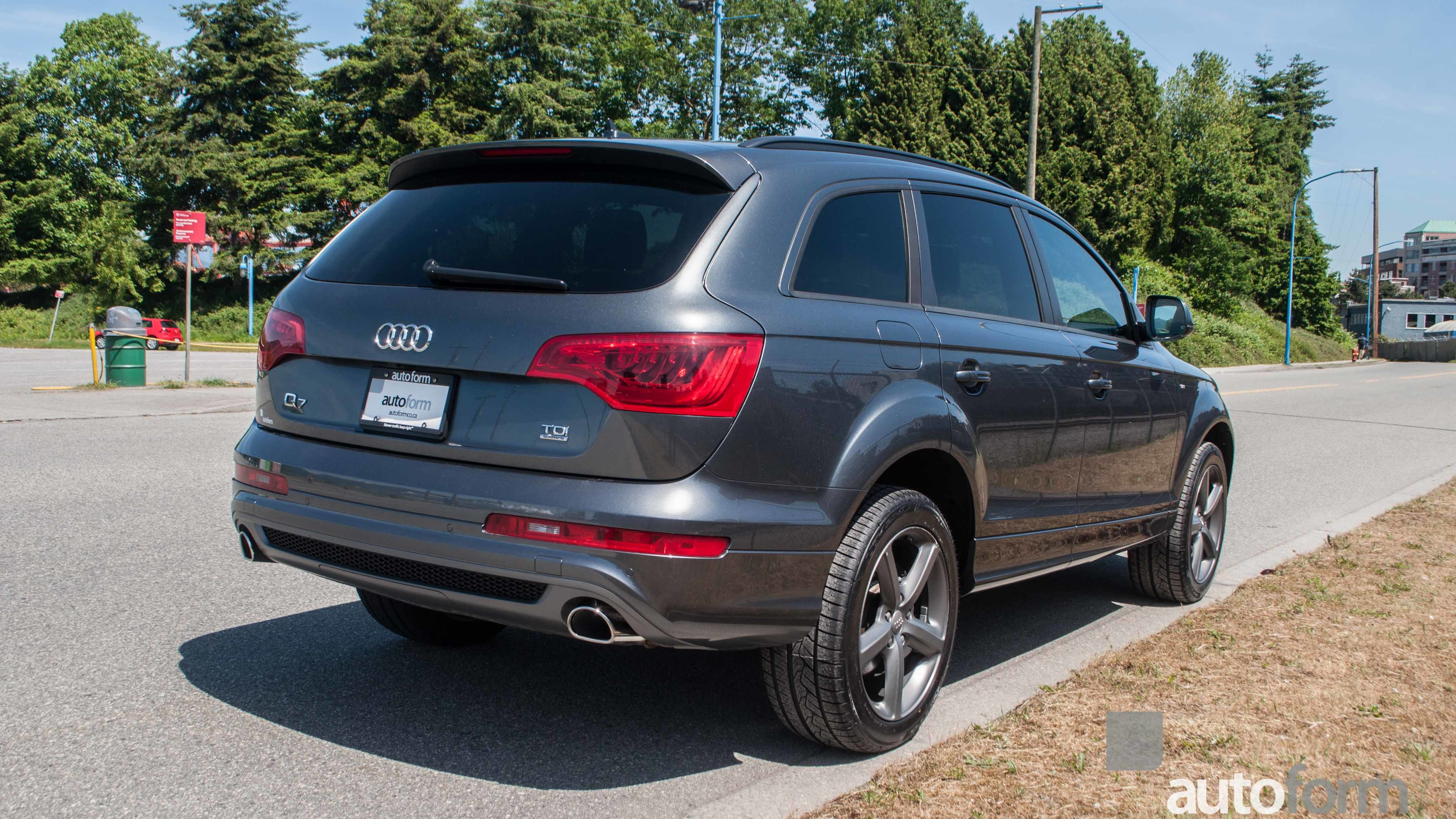 review first drive audi changing lanes
