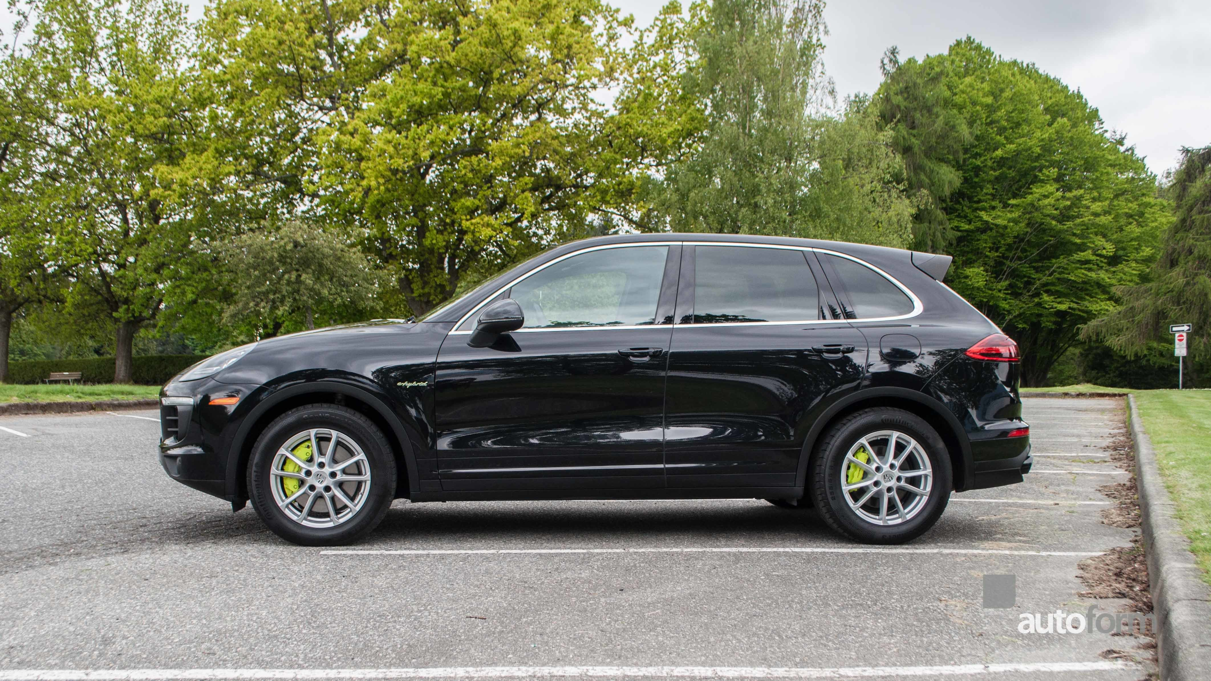 2015 porsche cayenne s e hybrid autoform. Black Bedroom Furniture Sets. Home Design Ideas