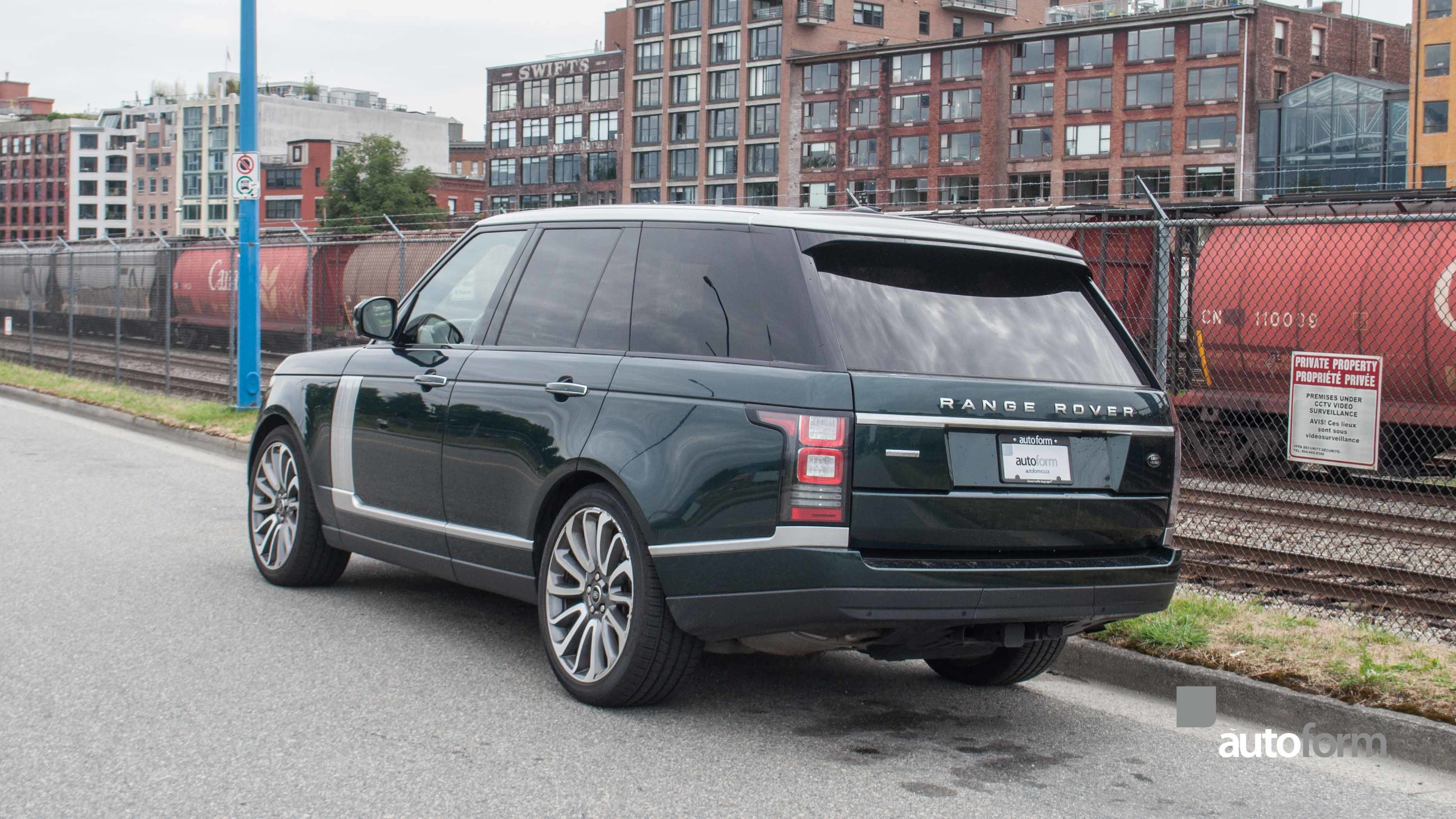 2014 land rover range rover autobiography supercharged. Black Bedroom Furniture Sets. Home Design Ideas