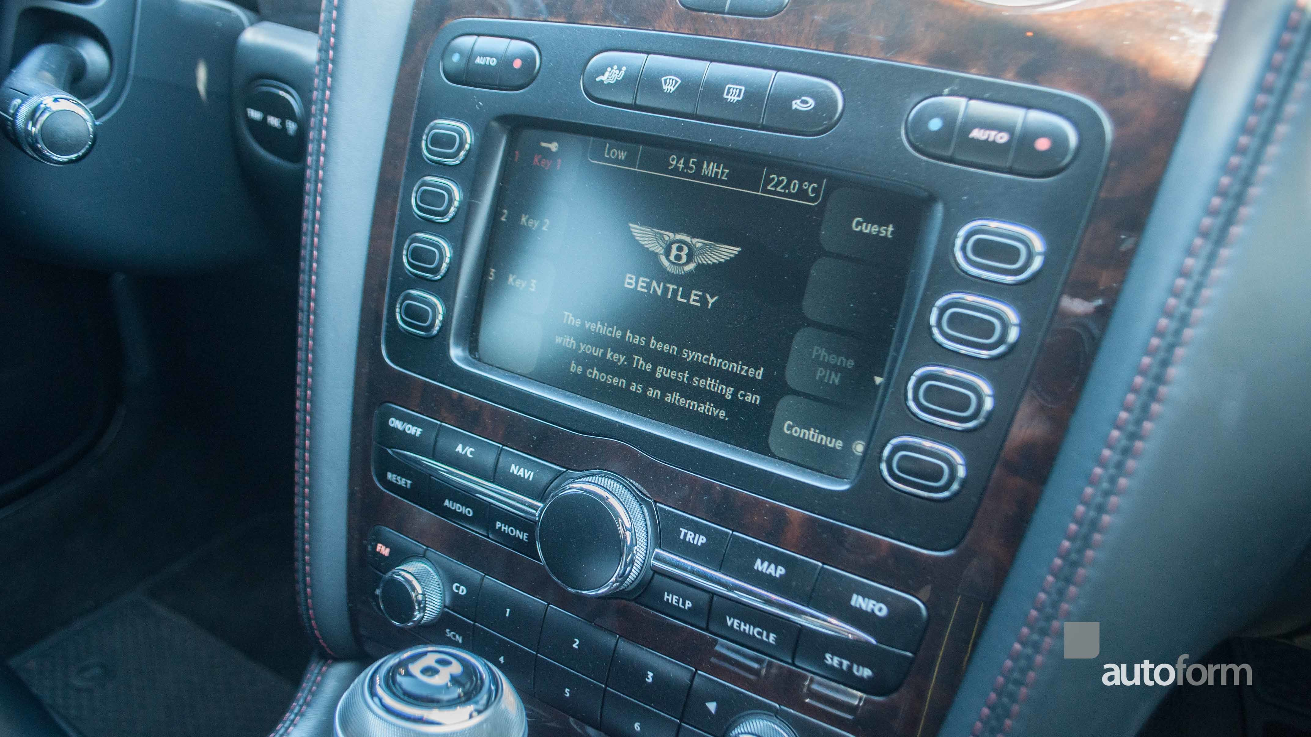 vancouver continental vehicles package gt bentley price mulliner autoform