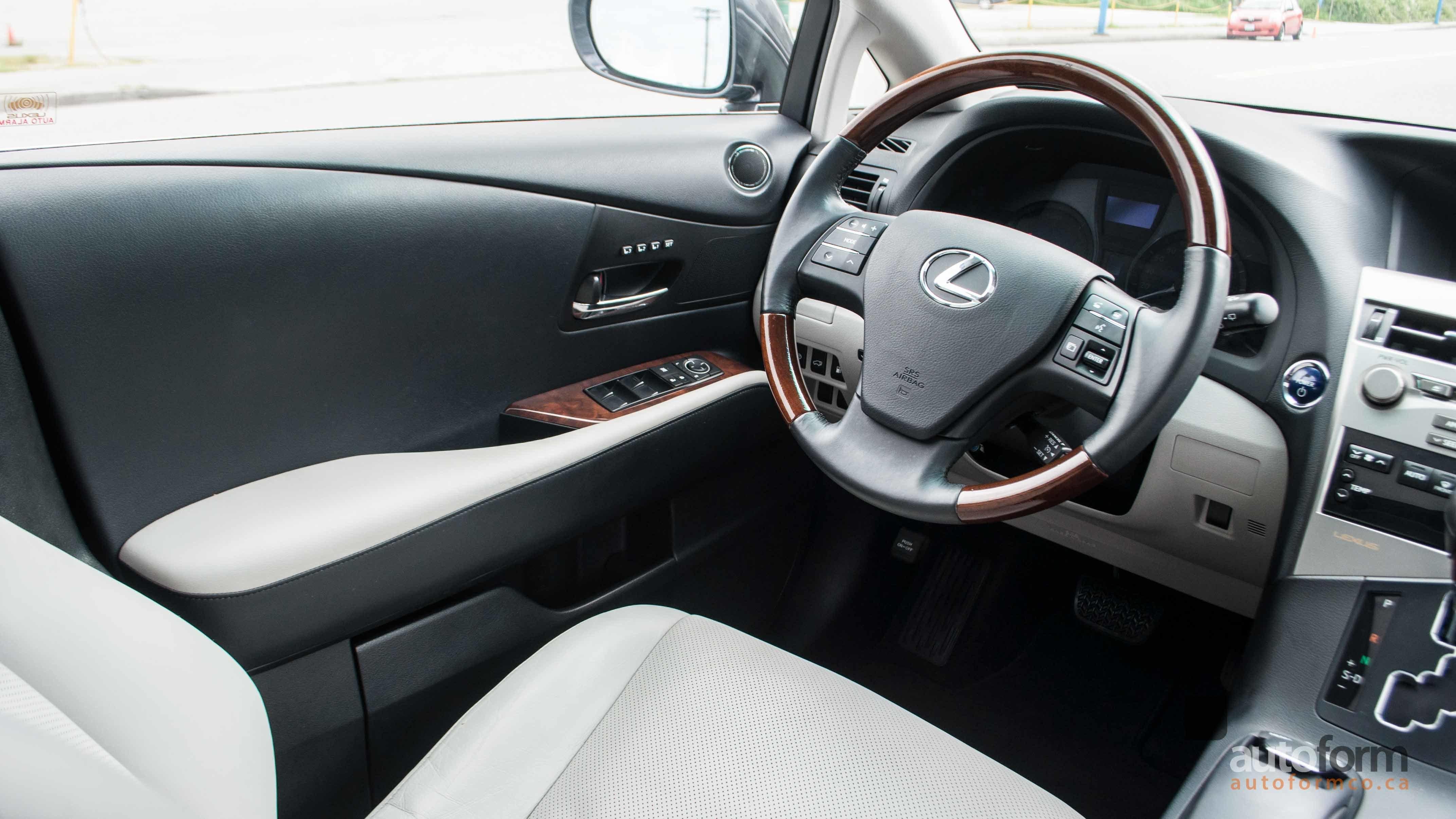 rx autoform vancouver lexus hybrid awd lease vehicles