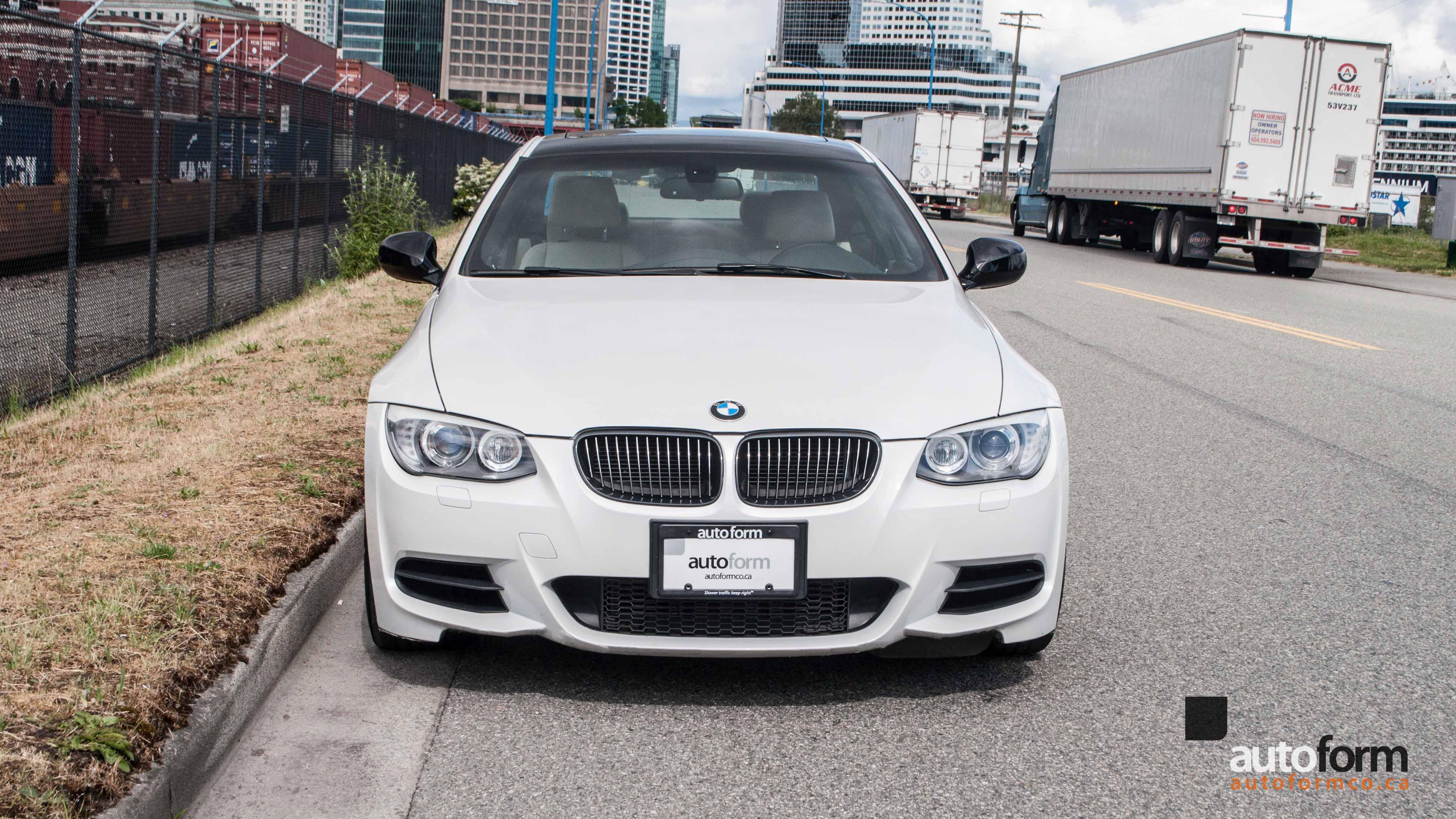 BMW Is Autoform - 2012 bmw 335is