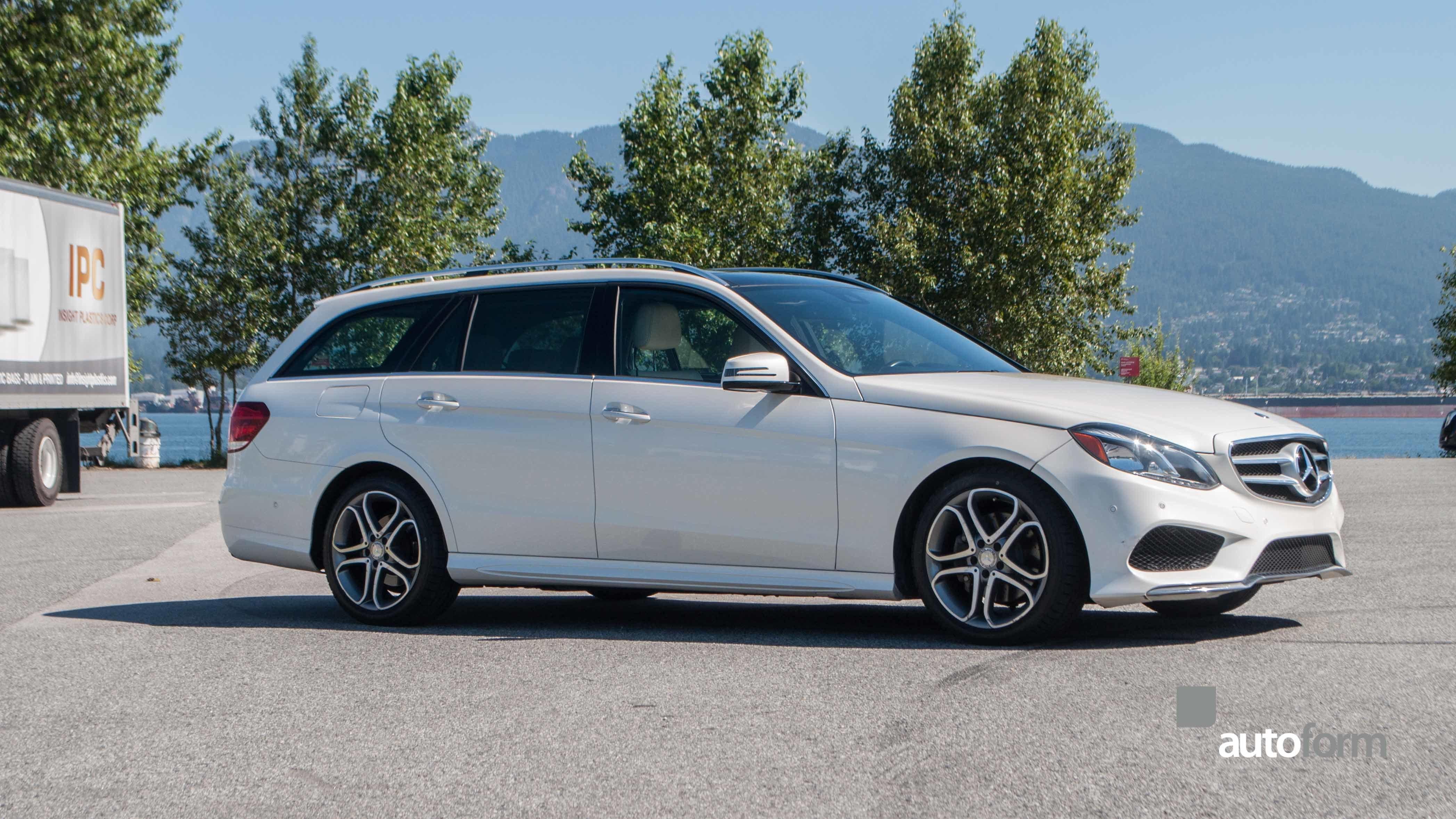 2014 mercedes benz e350 wagon autoform for Mercedes benz vancouver