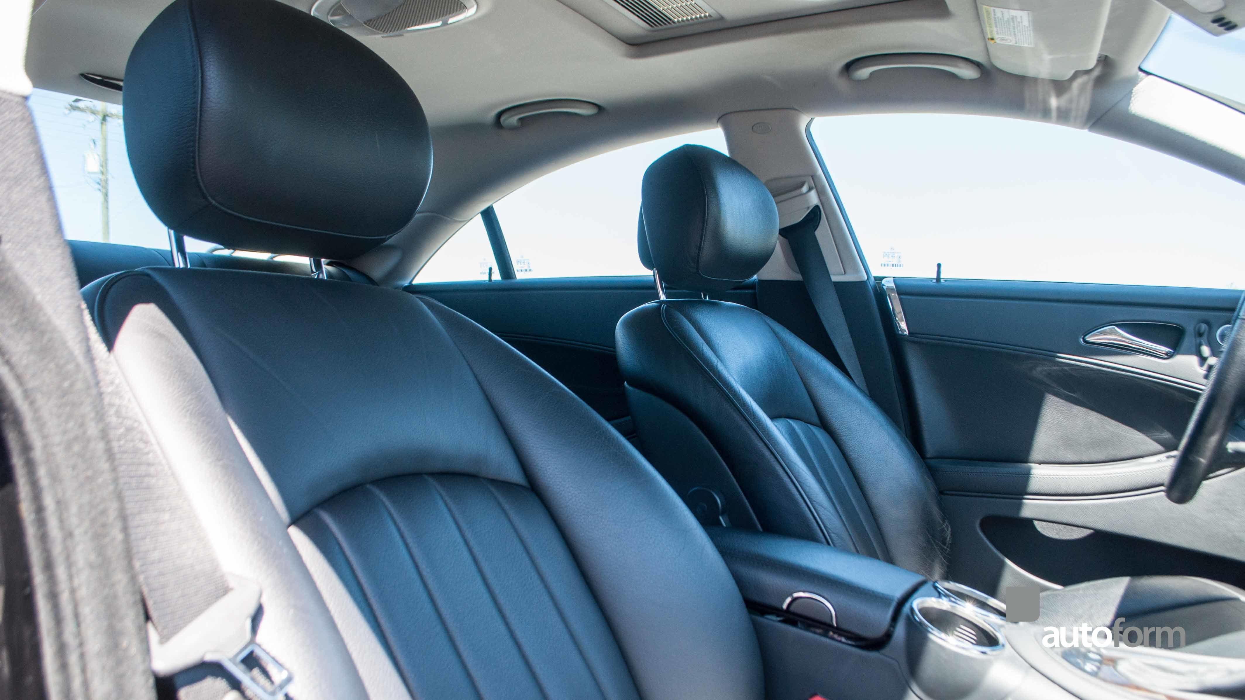 2007 Mercedes Benz Cls550 Autoform
