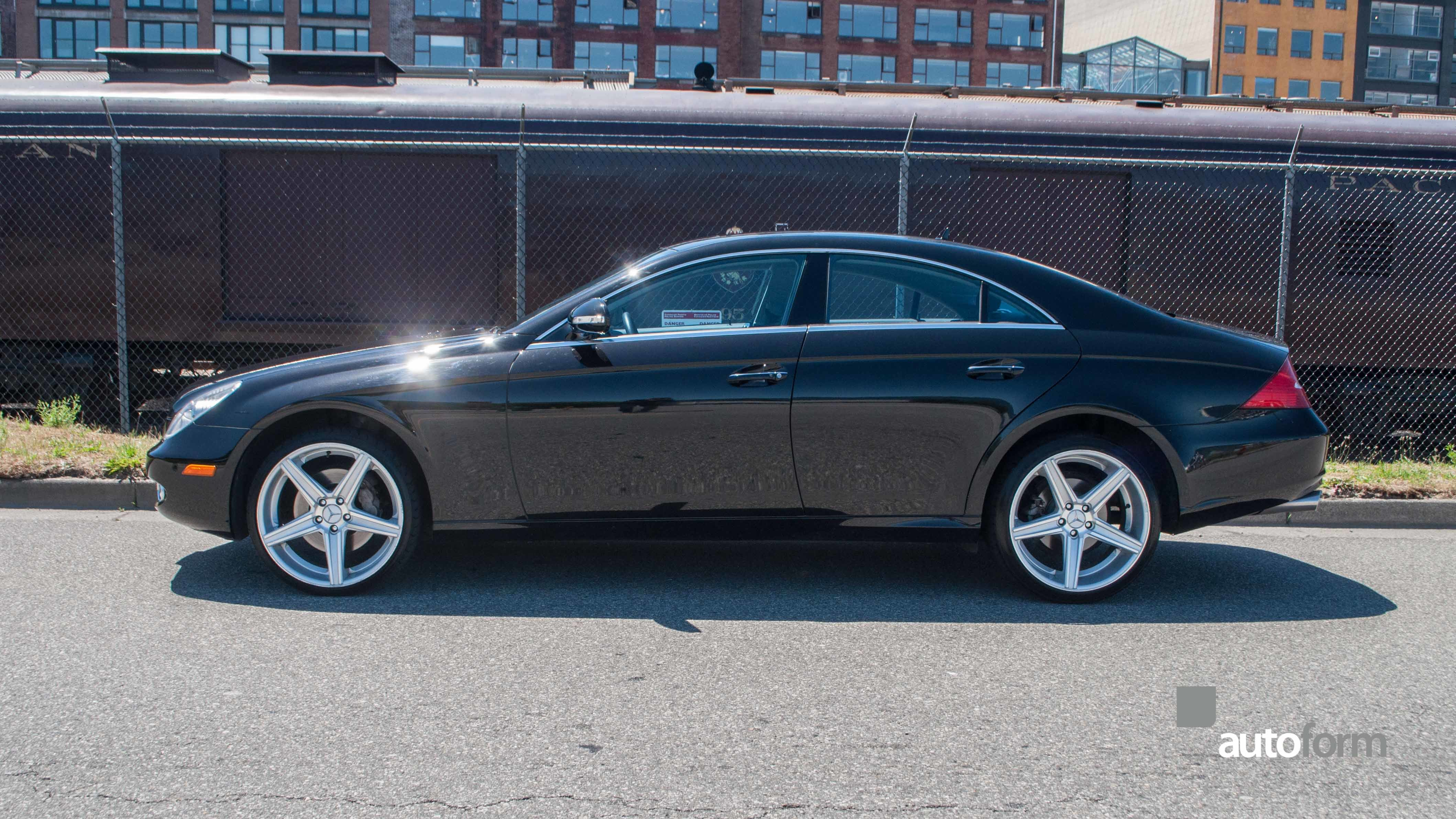 2007 mercedes benz cls550 autoform for 2007 mercedes benz cls
