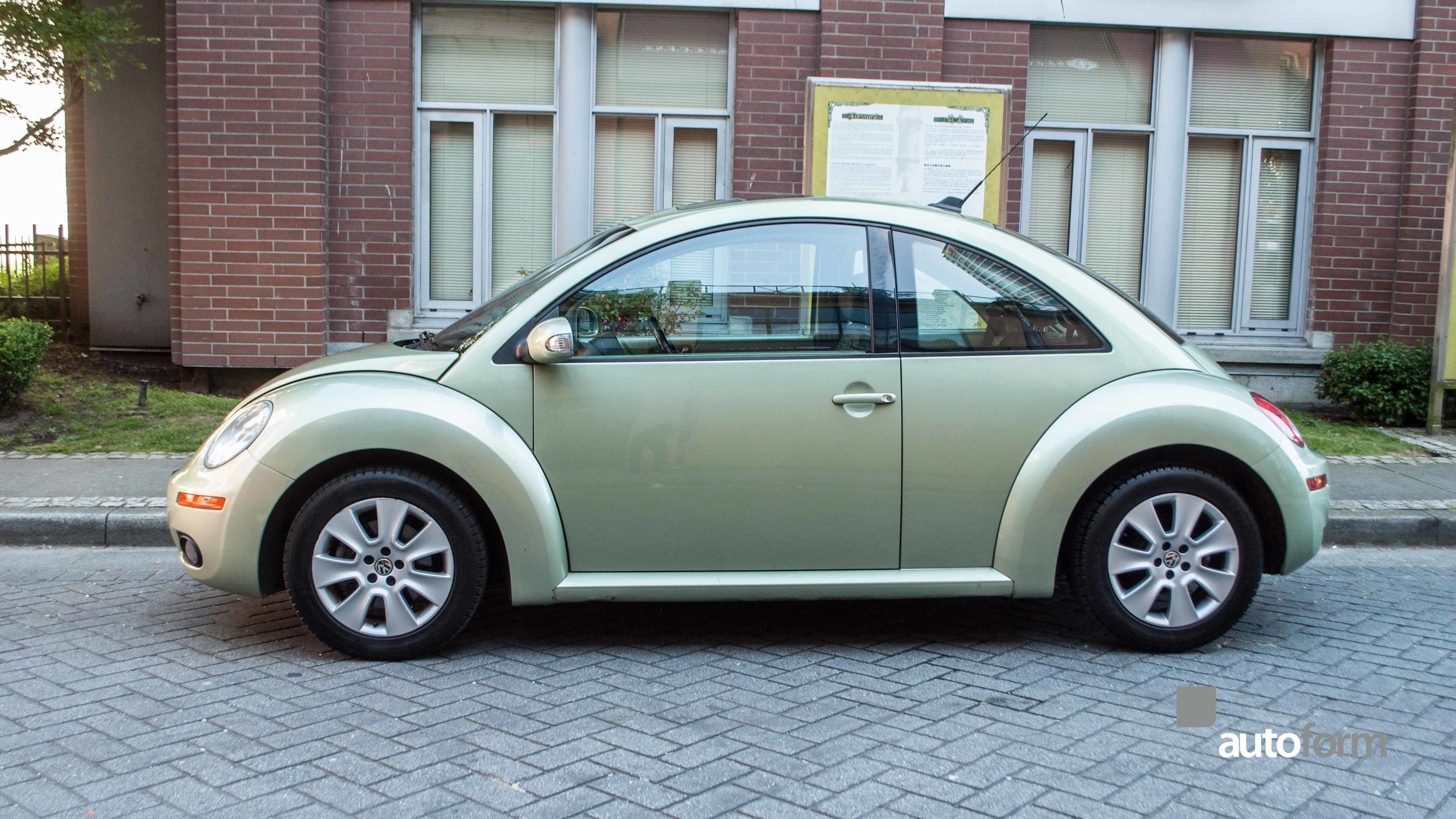 2010 volkswagen beetle autoform. Black Bedroom Furniture Sets. Home Design Ideas