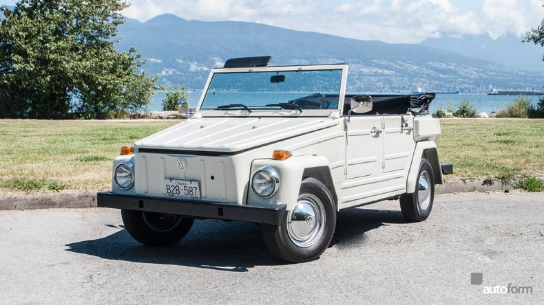 fact classic cars volkswagen type truth about vw curbside cc that the thing