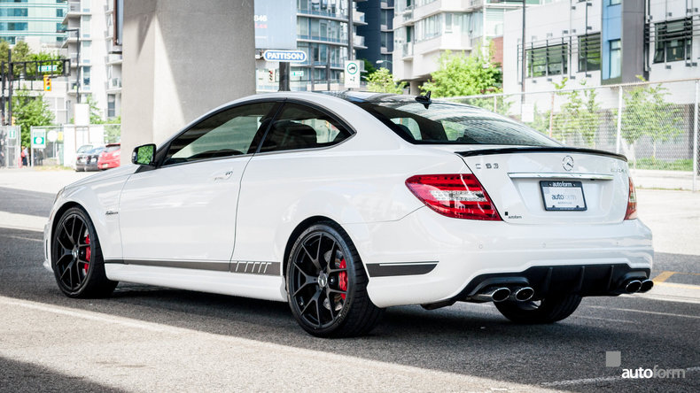 2015 mercedes benz c63 amg 507 edition for sale 75887 mcg for Mercedes benz c63 amg edition 507