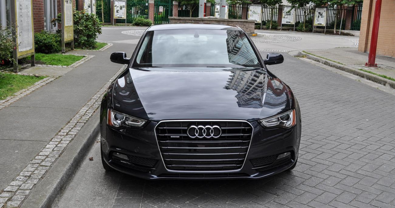 2014 Audi A5 Autoform