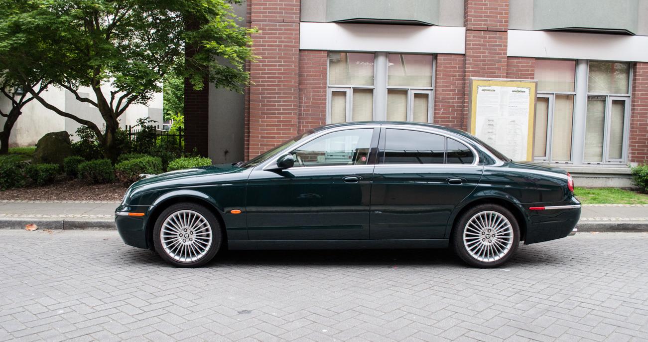 2005 jaguar s type v8 vanden plas autoform. Black Bedroom Furniture Sets. Home Design Ideas