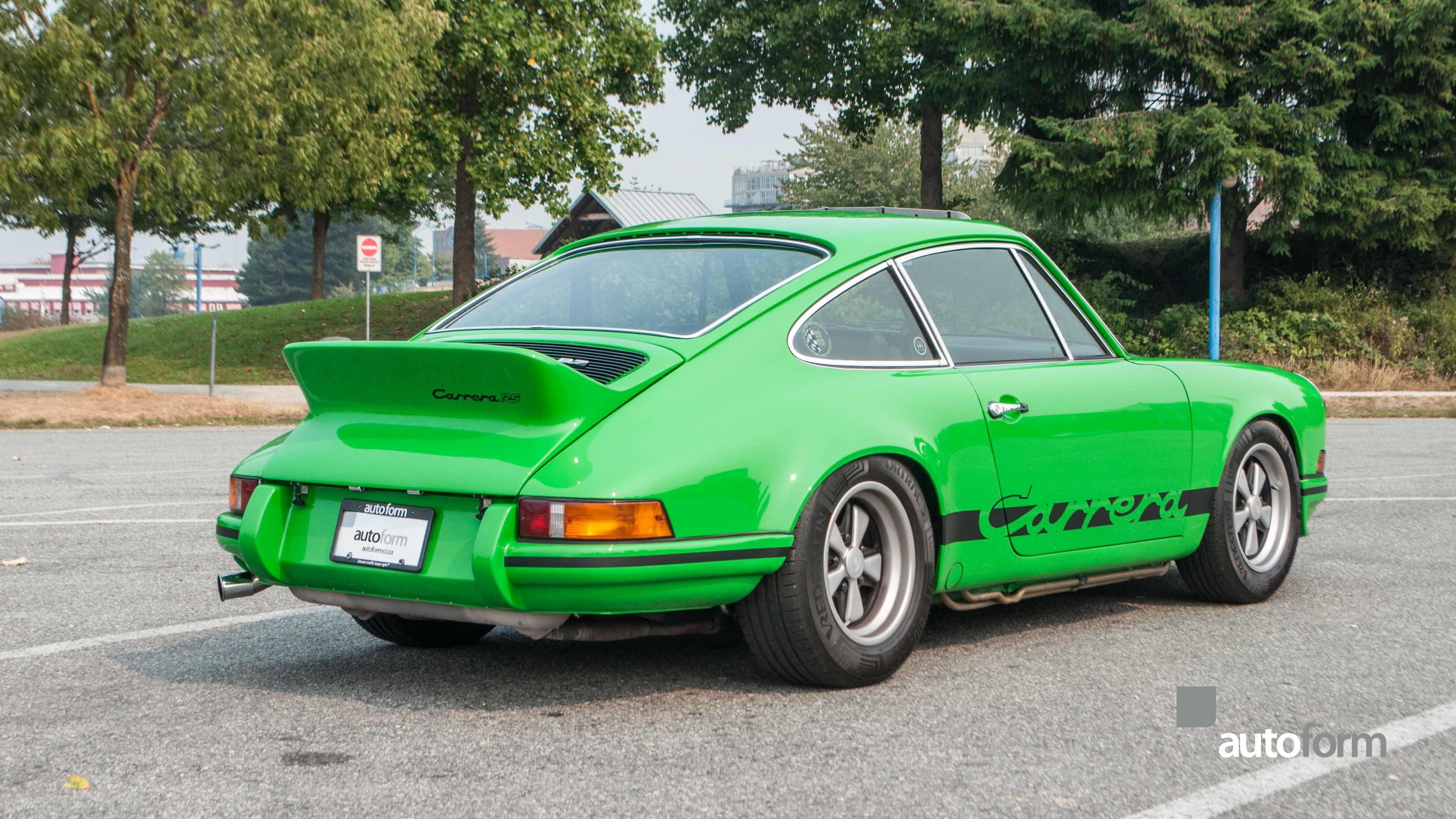 1980 Porsche 911 Carrera Rs Autoform