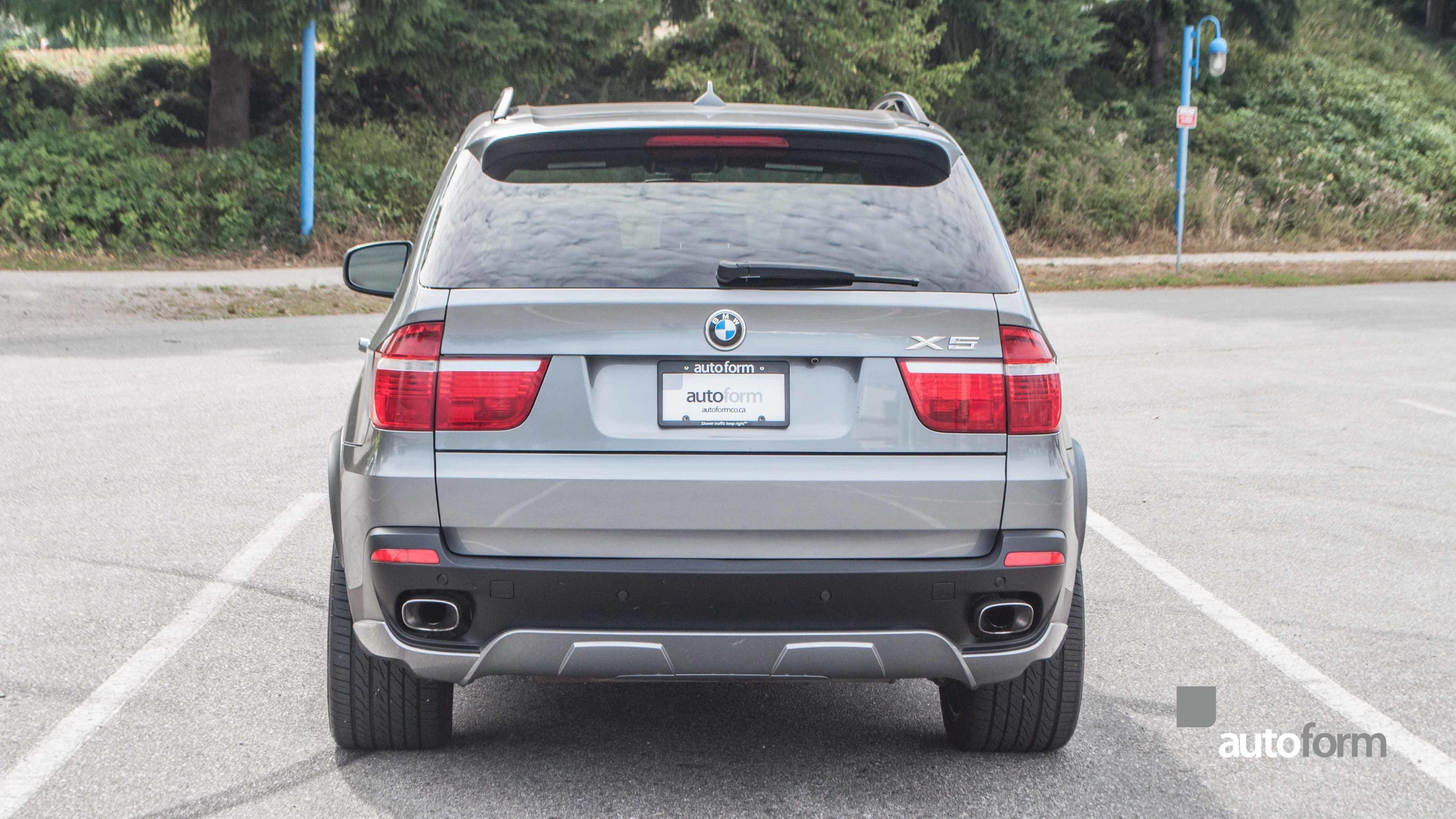 2007 BMW X5 4.8i | Autoform
