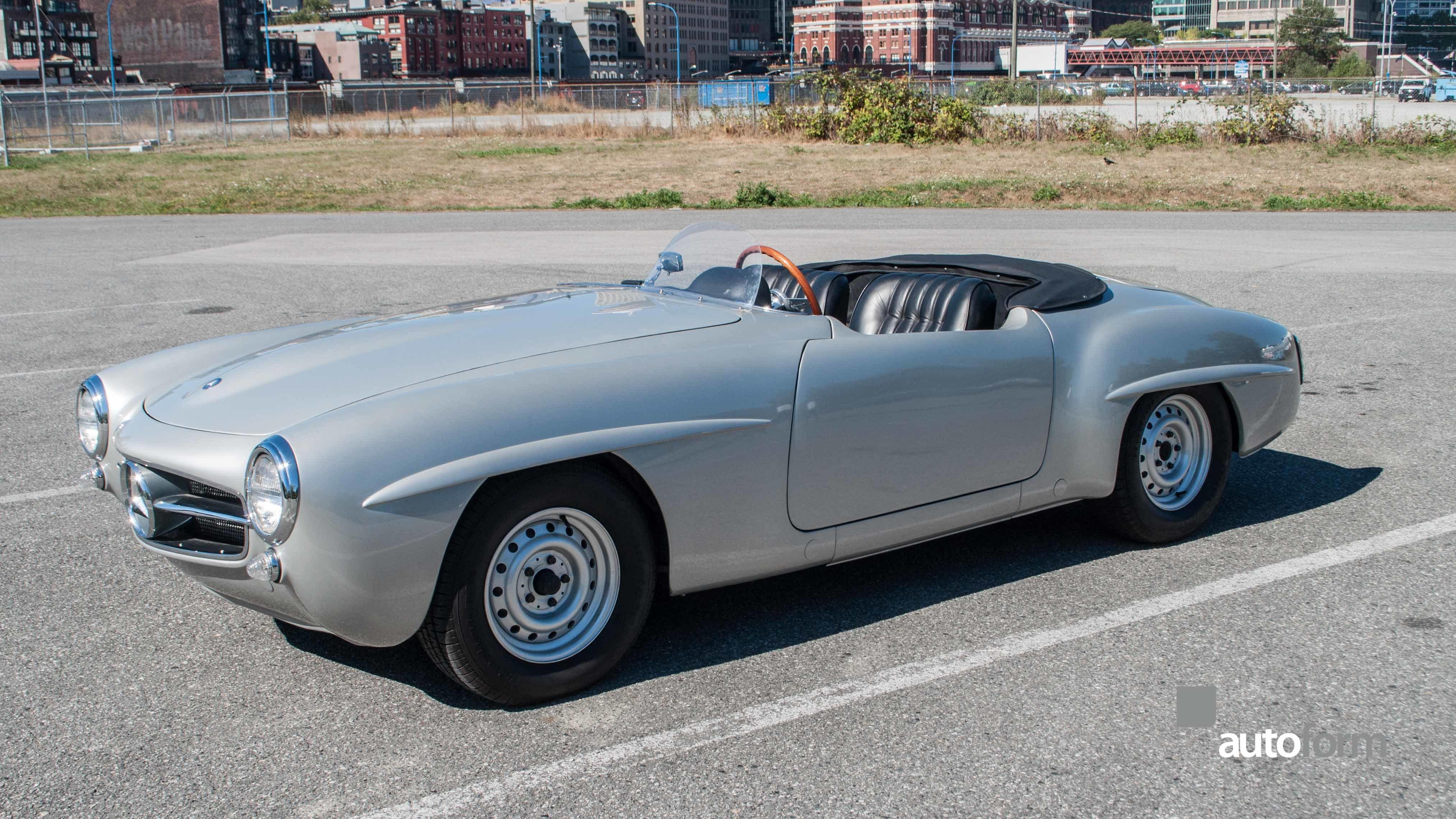 1963 mercedes benz 190 slr autoform for 1963 mercedes benz