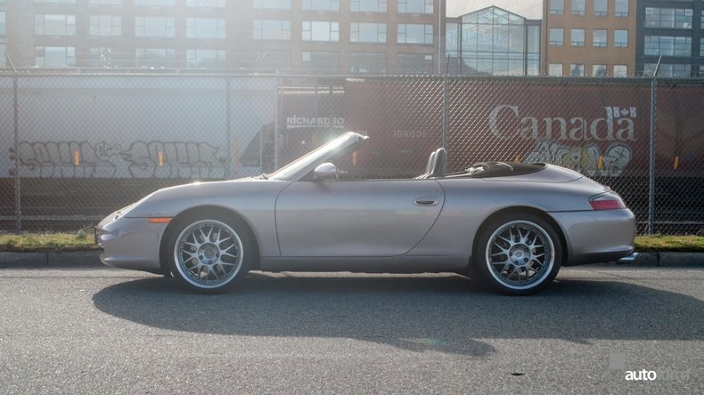 2003 porsche 911 carrera cabriolet for sale 73128 mcg. Black Bedroom Furniture Sets. Home Design Ideas