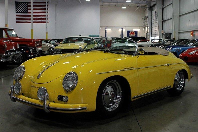 1957 Porsche 356 | GR Auto Gallery