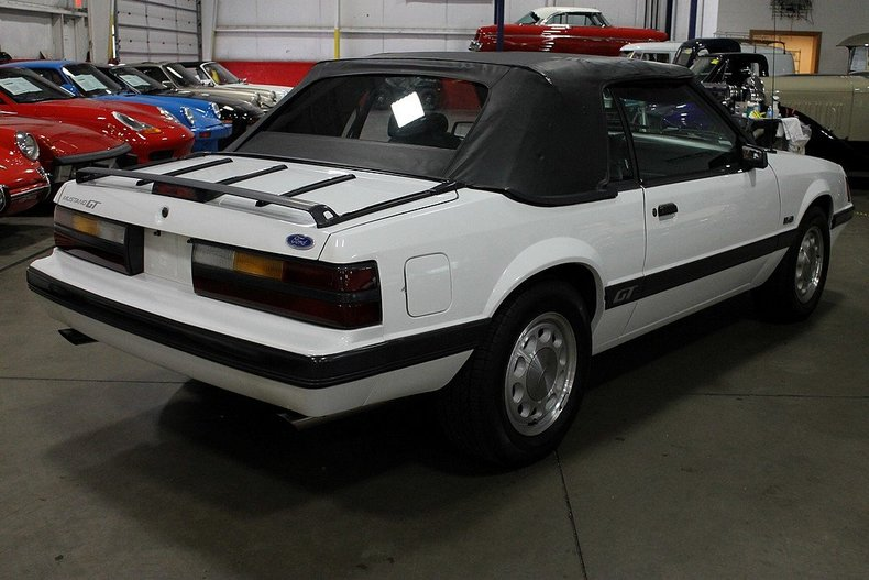 1986 Ford Mustang Gr Auto Gallery