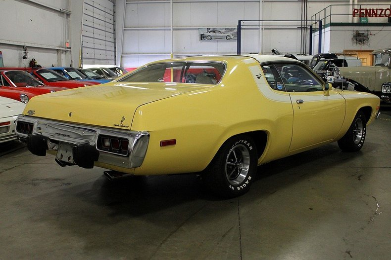 1974 Plymouth Road Runner Gr Auto Gallery