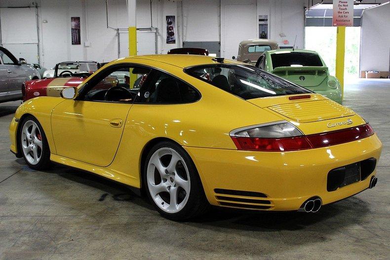 2003 Porsche 911 Gr Auto Gallery