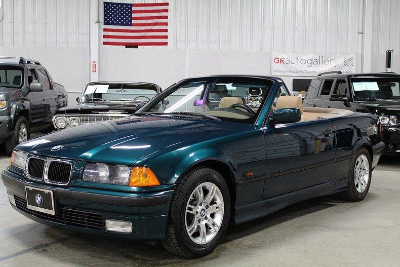 1996 BMW 328i | GR Auto Gallery