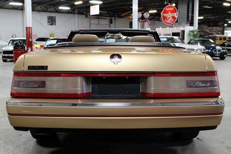 1987 Cadillac Allante | GR Auto Gallery