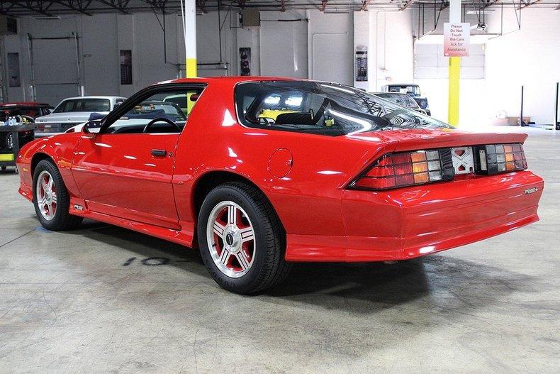 1991 Chevrolet Camaro Gr Auto Gallery