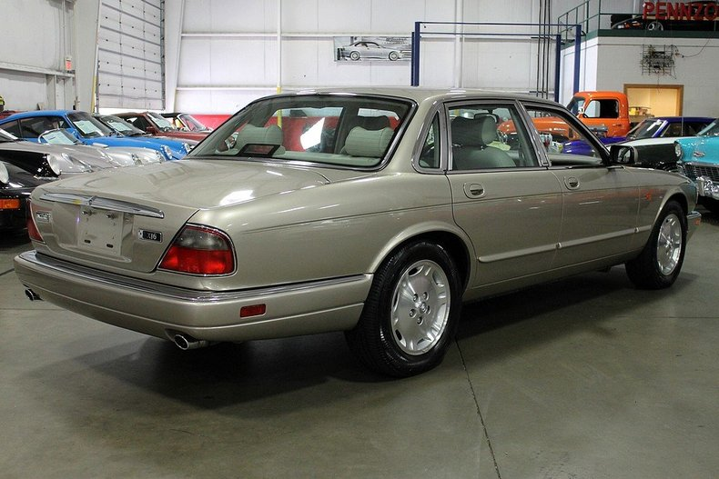 1997 Jaguar XJ6 | GR Auto Gallery