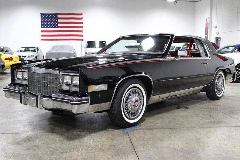 1985 Cadillac Eldorado | GR Auto Gallery