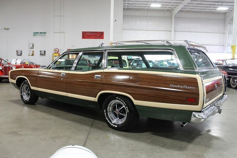 Ford Dealer Grand Rapids >> 1971 Ford LTD | GR Auto Gallery