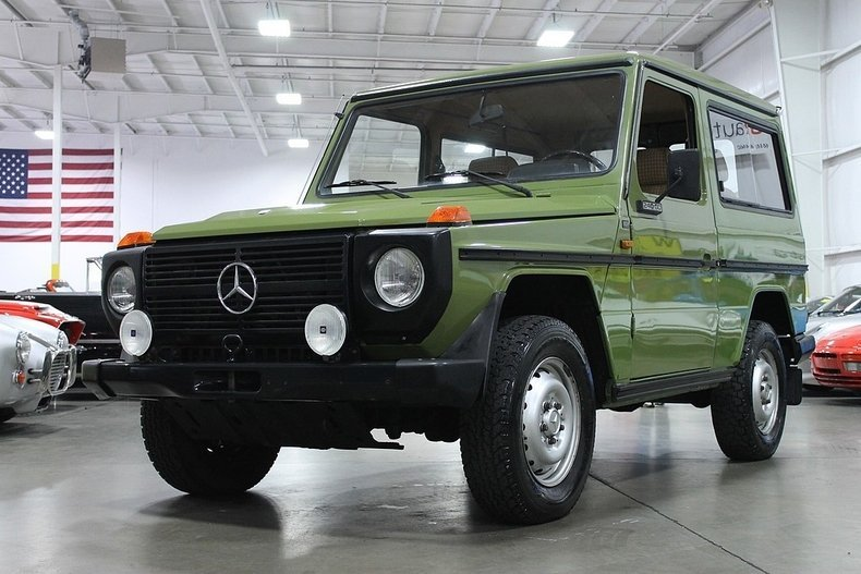 Atlantic Auto Sales >> 1981 Mercedes-Benz 240GD | GR Auto Gallery