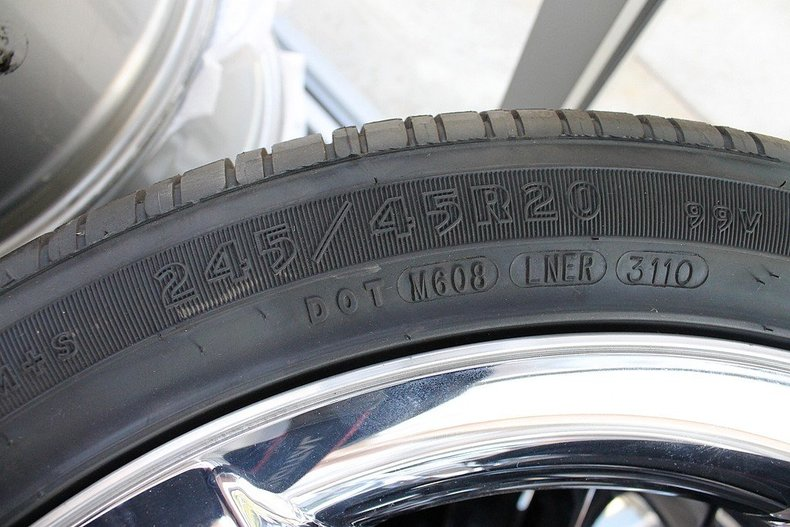 """Grand Rapids Auto Parts >> """"Good Year Eagle RS A Tires and Dodge Rims 20"""" 245/45R"""" 