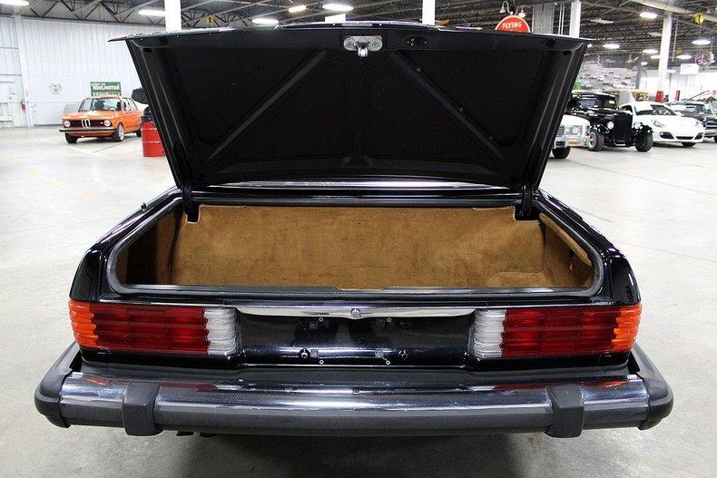 1985 Mercedes Benz 380sl Gr Auto Gallery